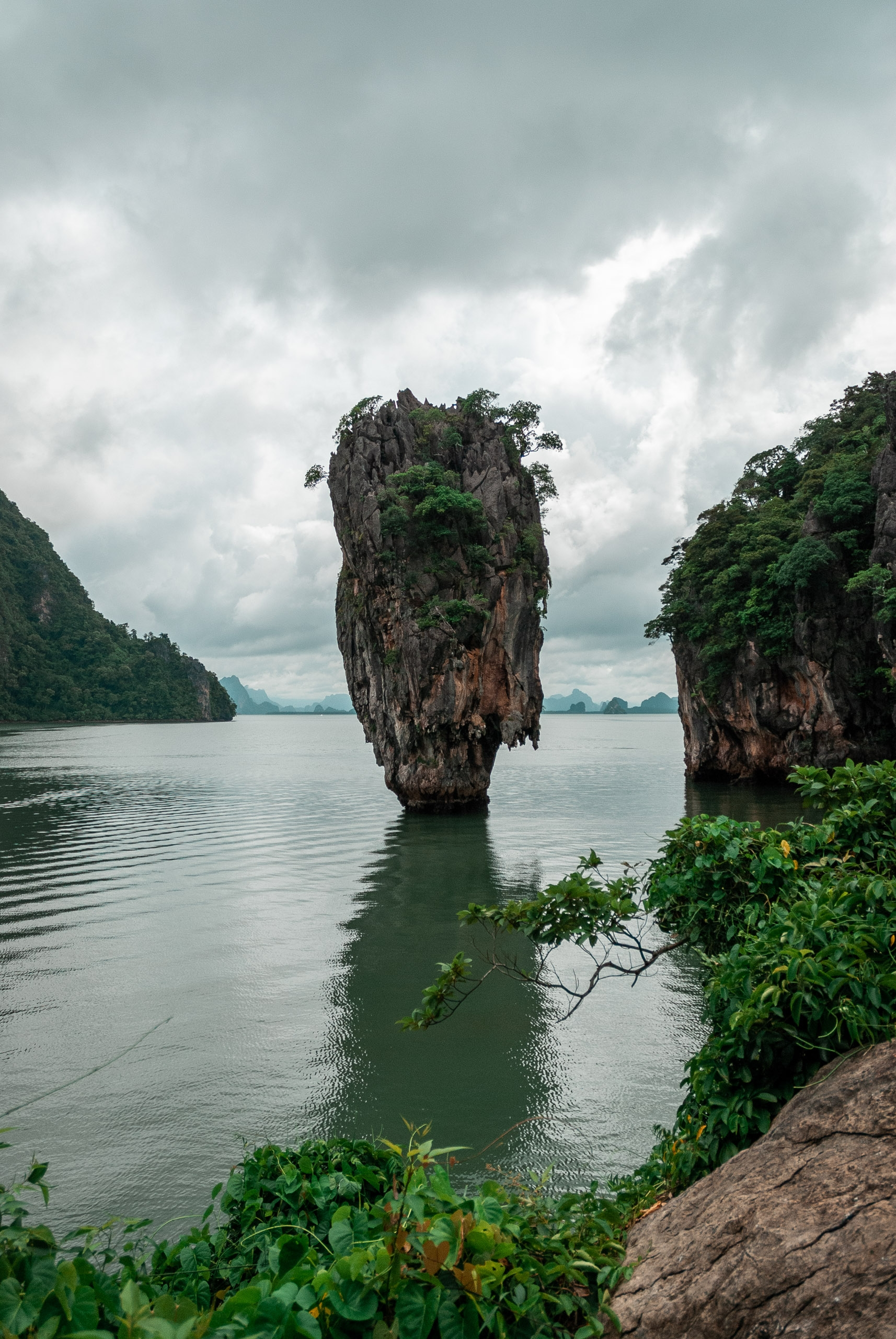 A Visit to James Bond Island