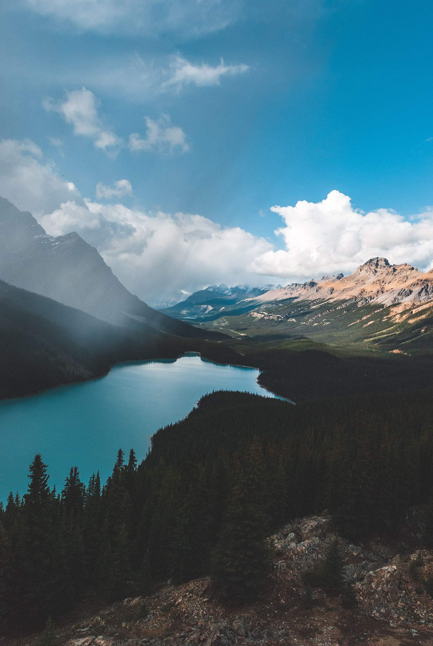Banff National Park - 2007-0908-DSC_0075_73535