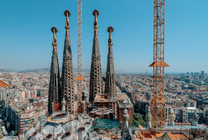 The Sangrada Familia