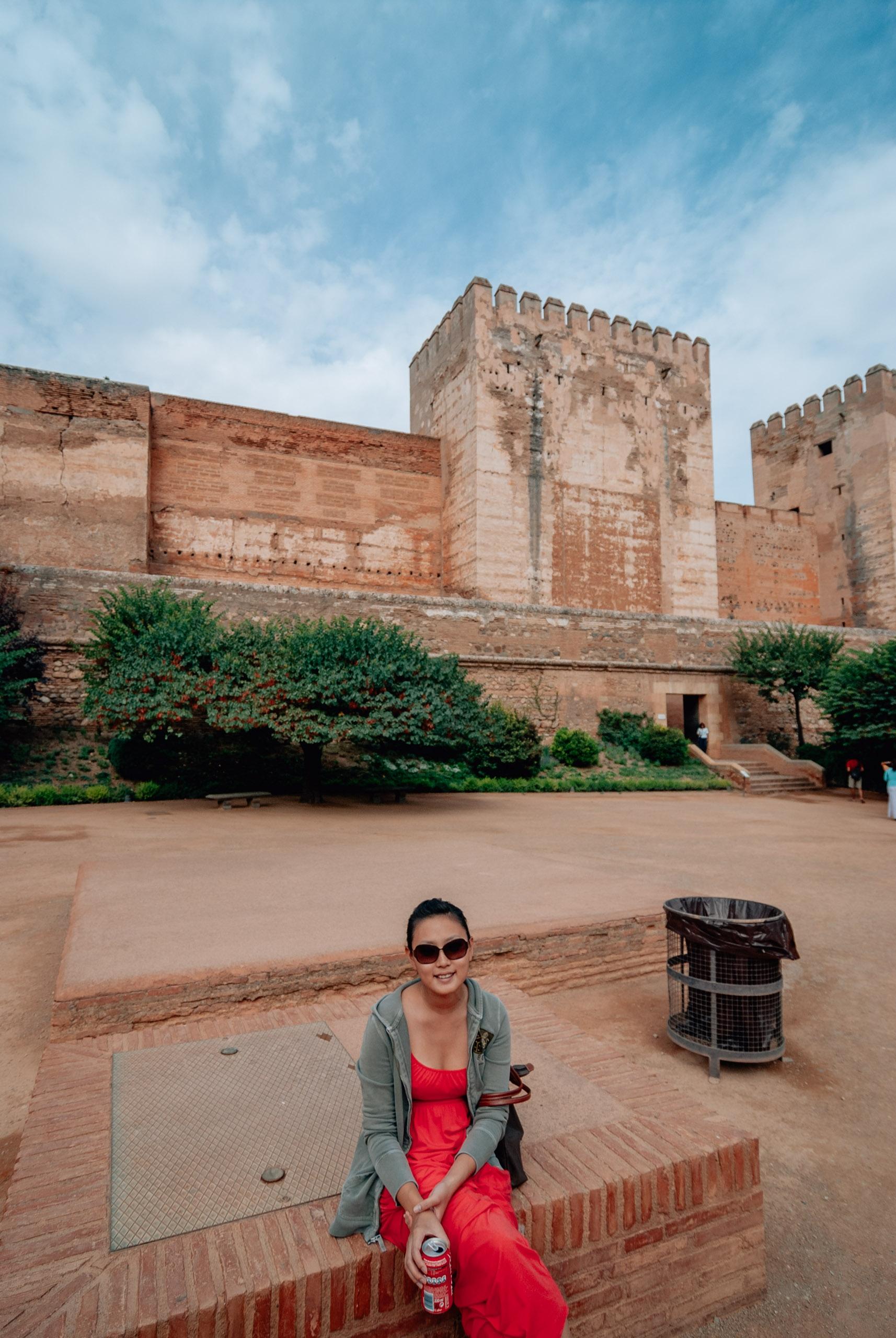 Spain - The Alhambra - 2008-0830-DSC_0164_61369