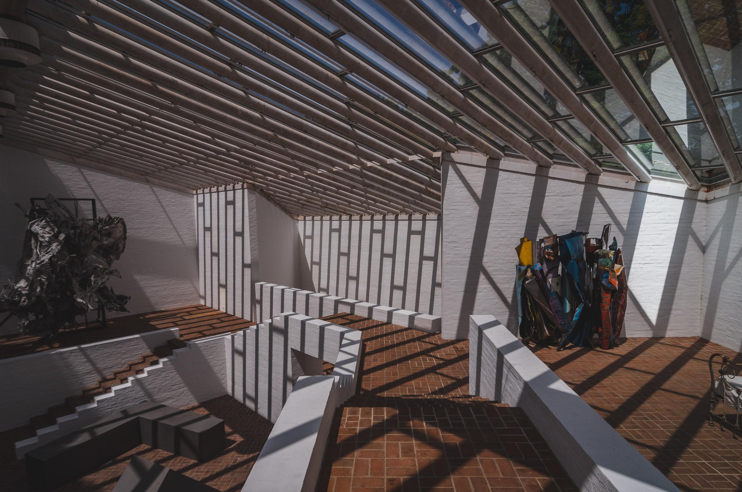 Inside the Gallery - Wide