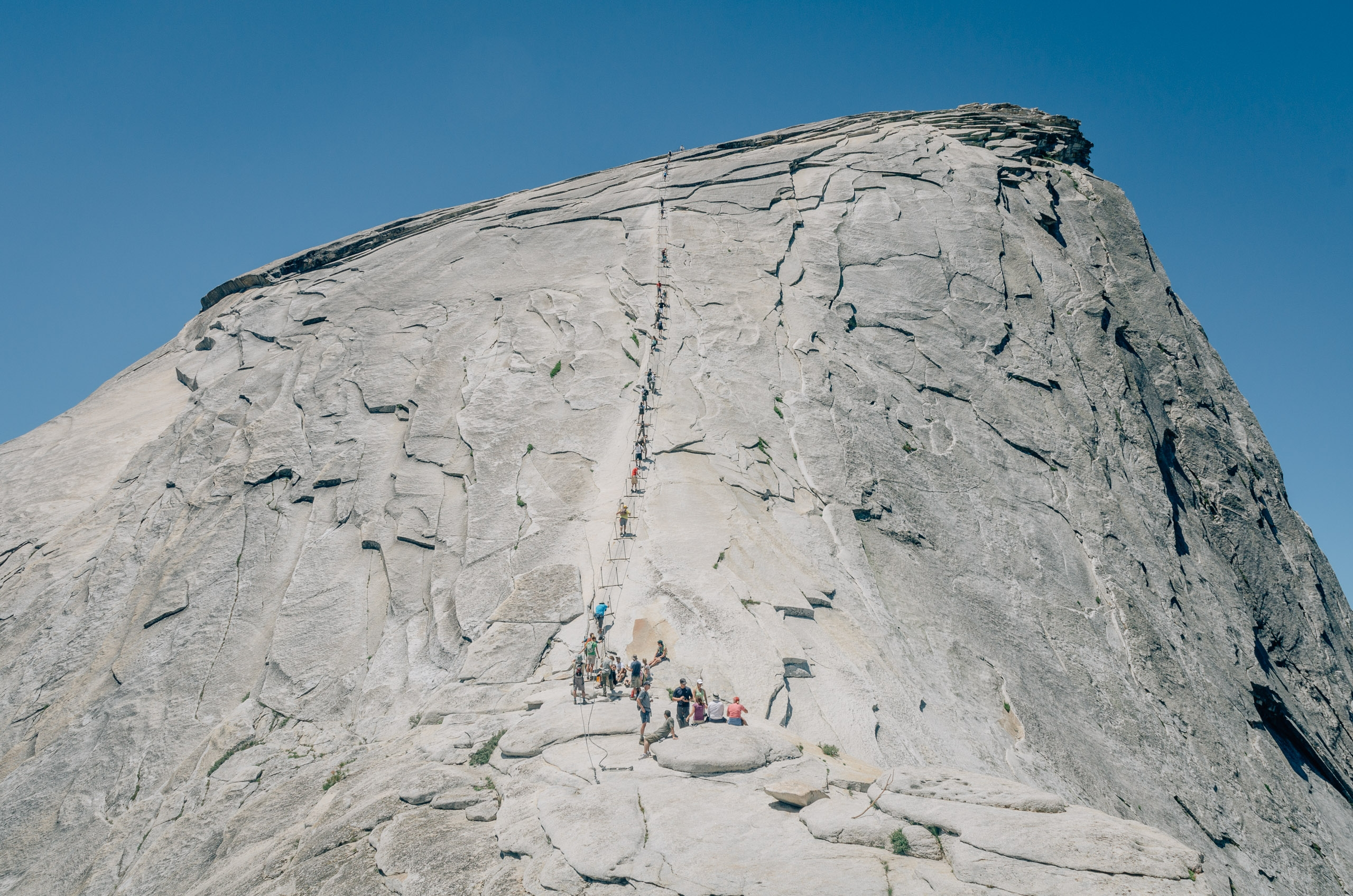 Scaling the Last Bit to Half Dome