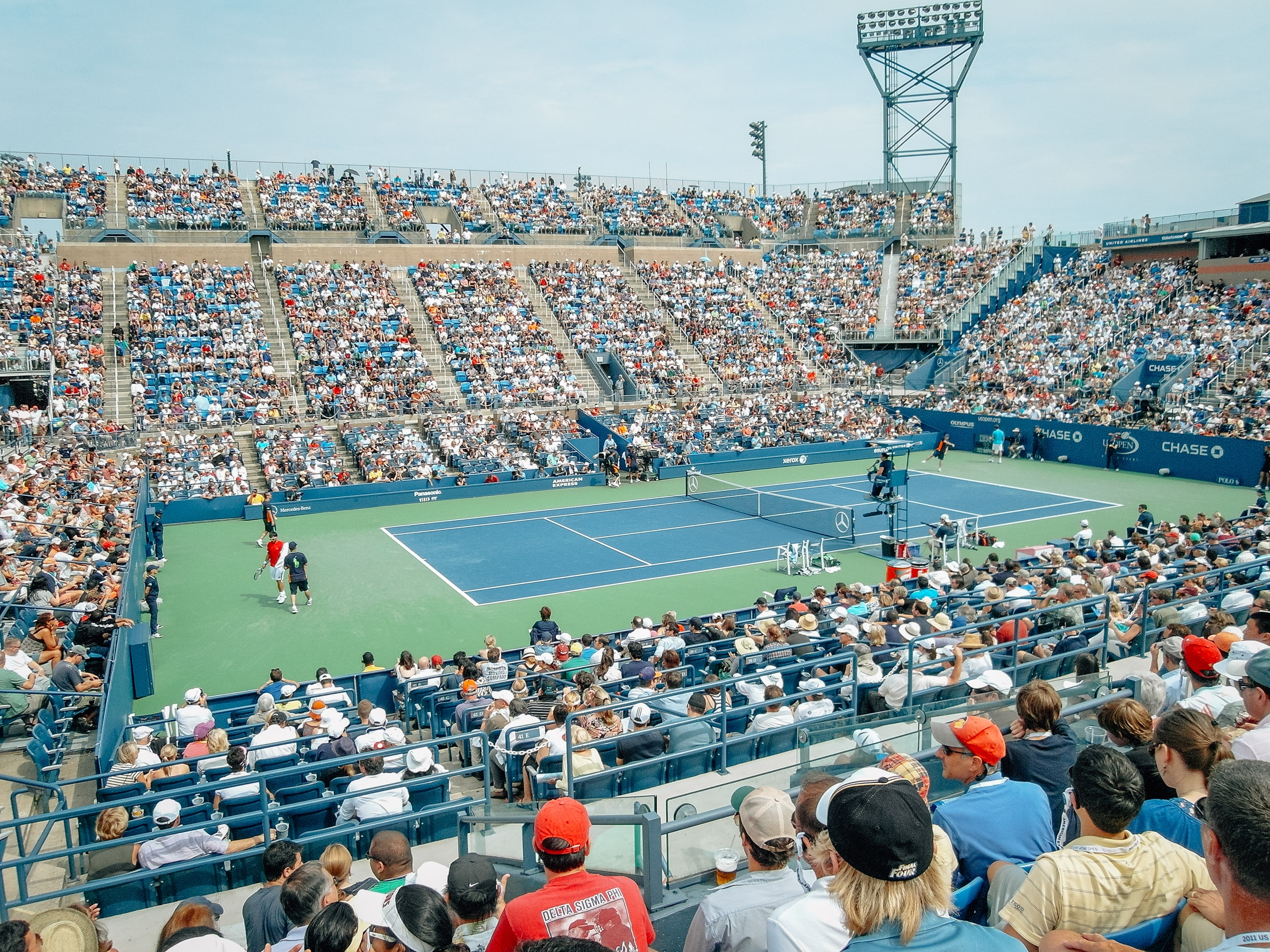 The US Open - 2011-0905-SAM_2780