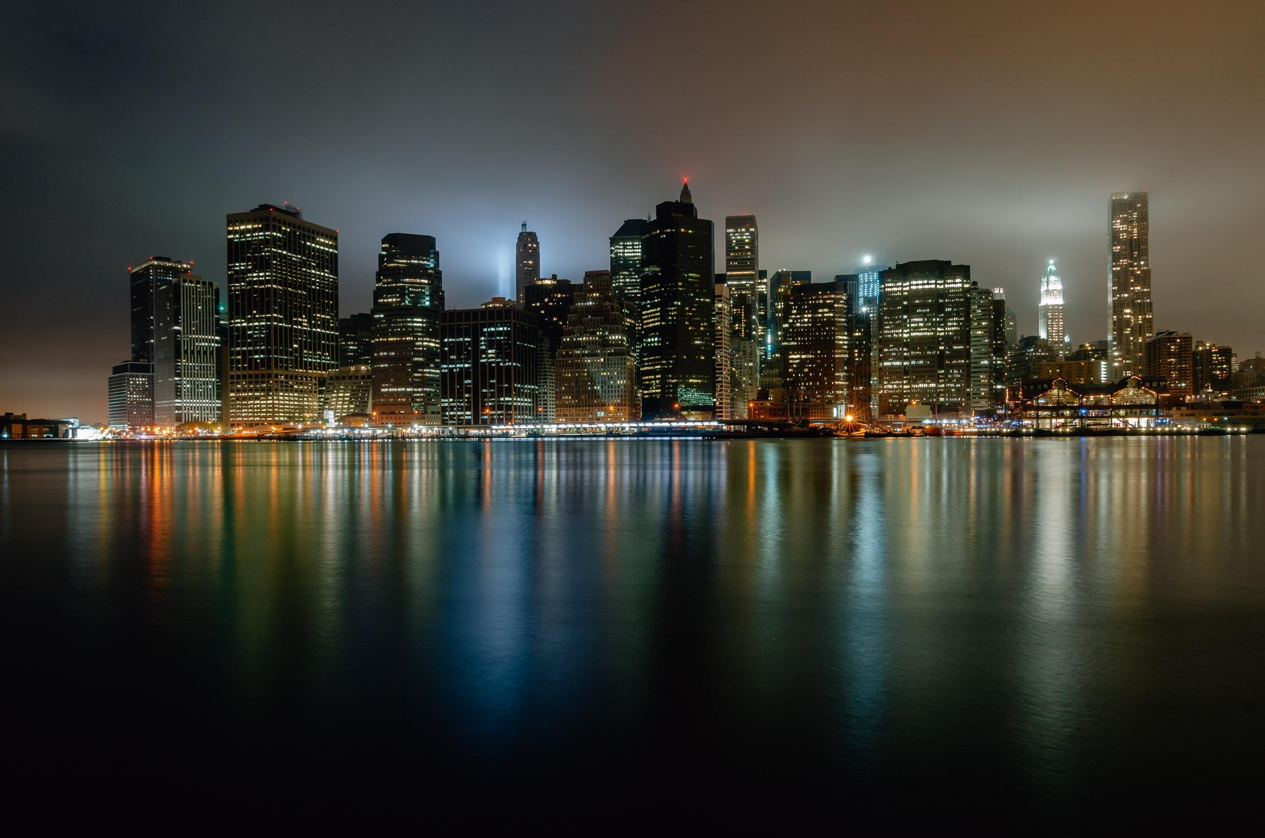 September 11 Tribute in Light - 2011 - 2011-0911-_KPK0629