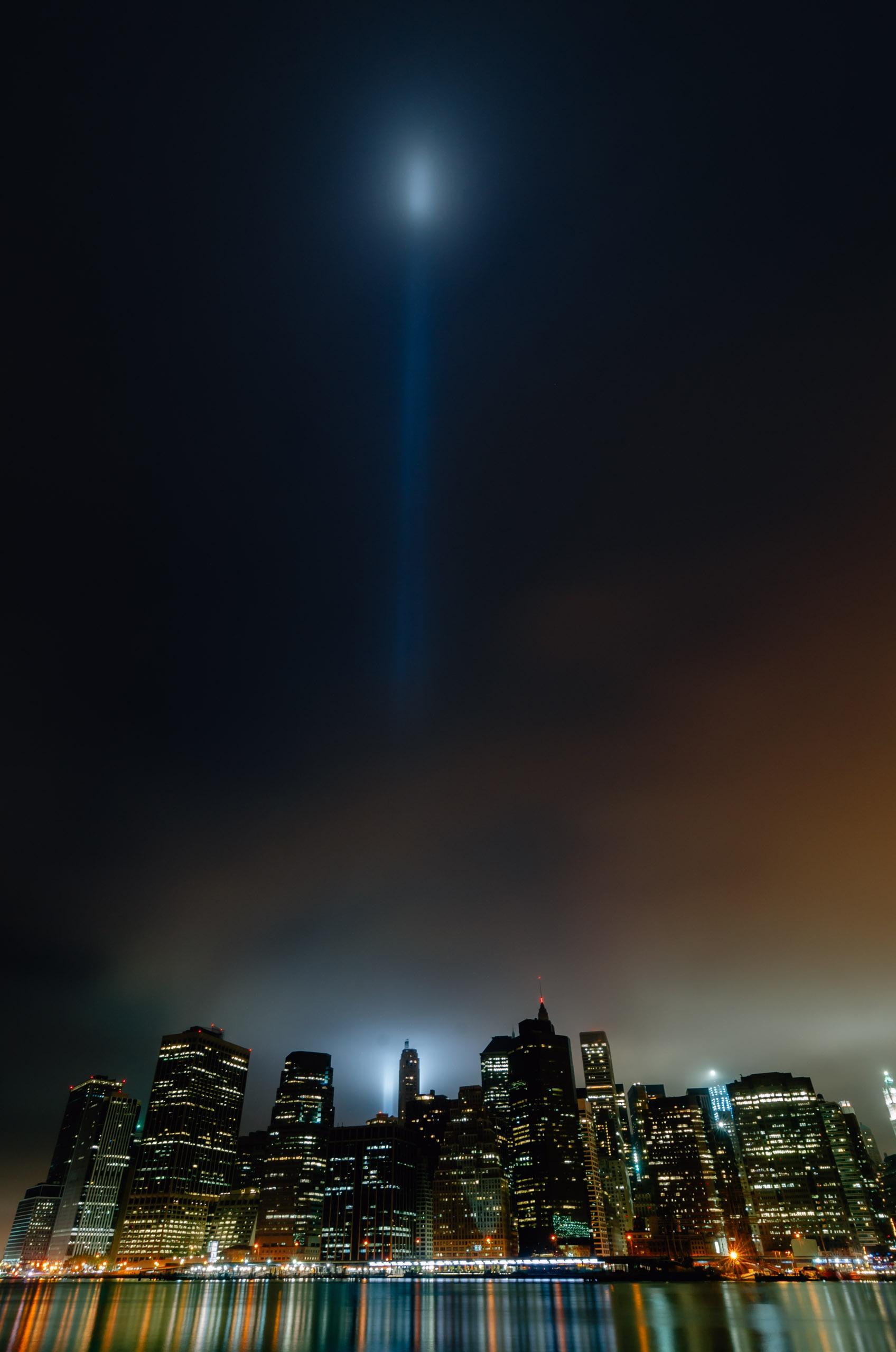 September 11 Tribute in Light - 2011 - 2011-0911-_KPK0631