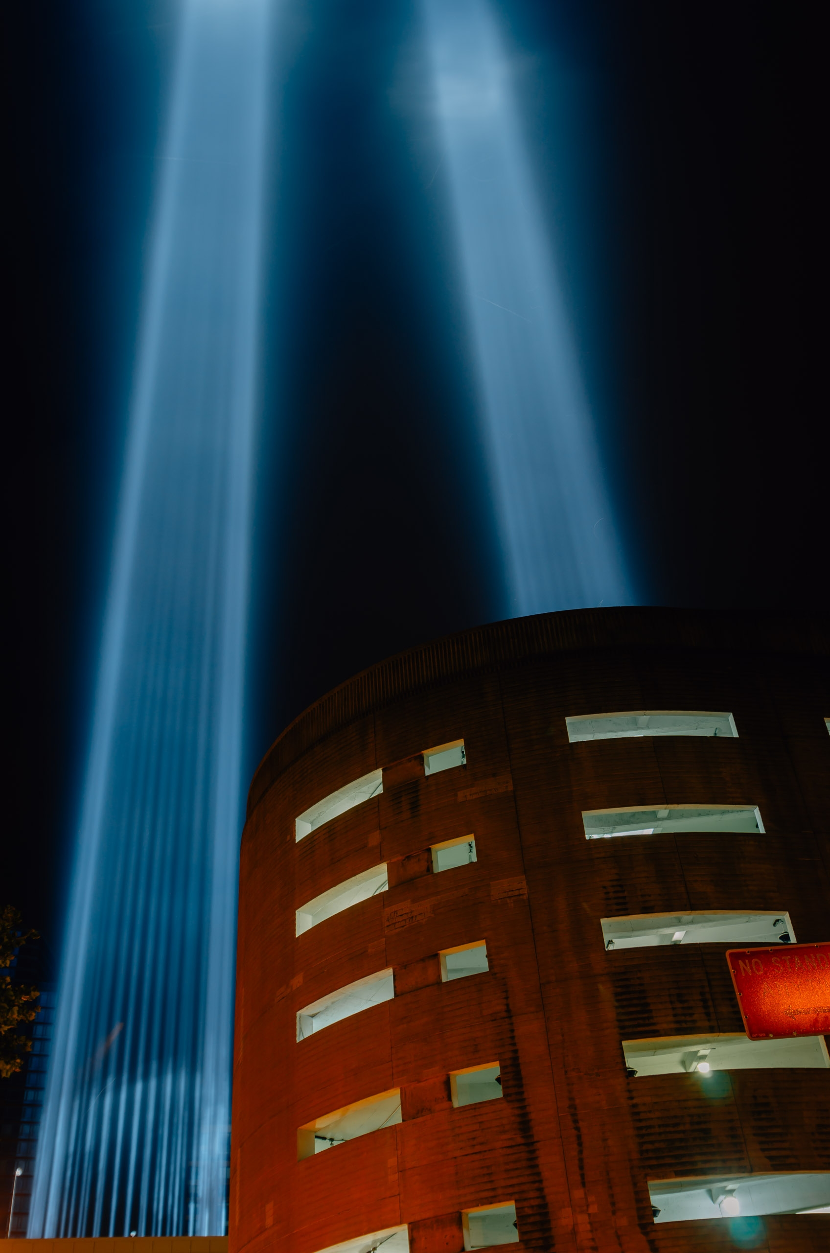 September 11 Tribute in Light - 2011 - 2011-0912-_KPK0656