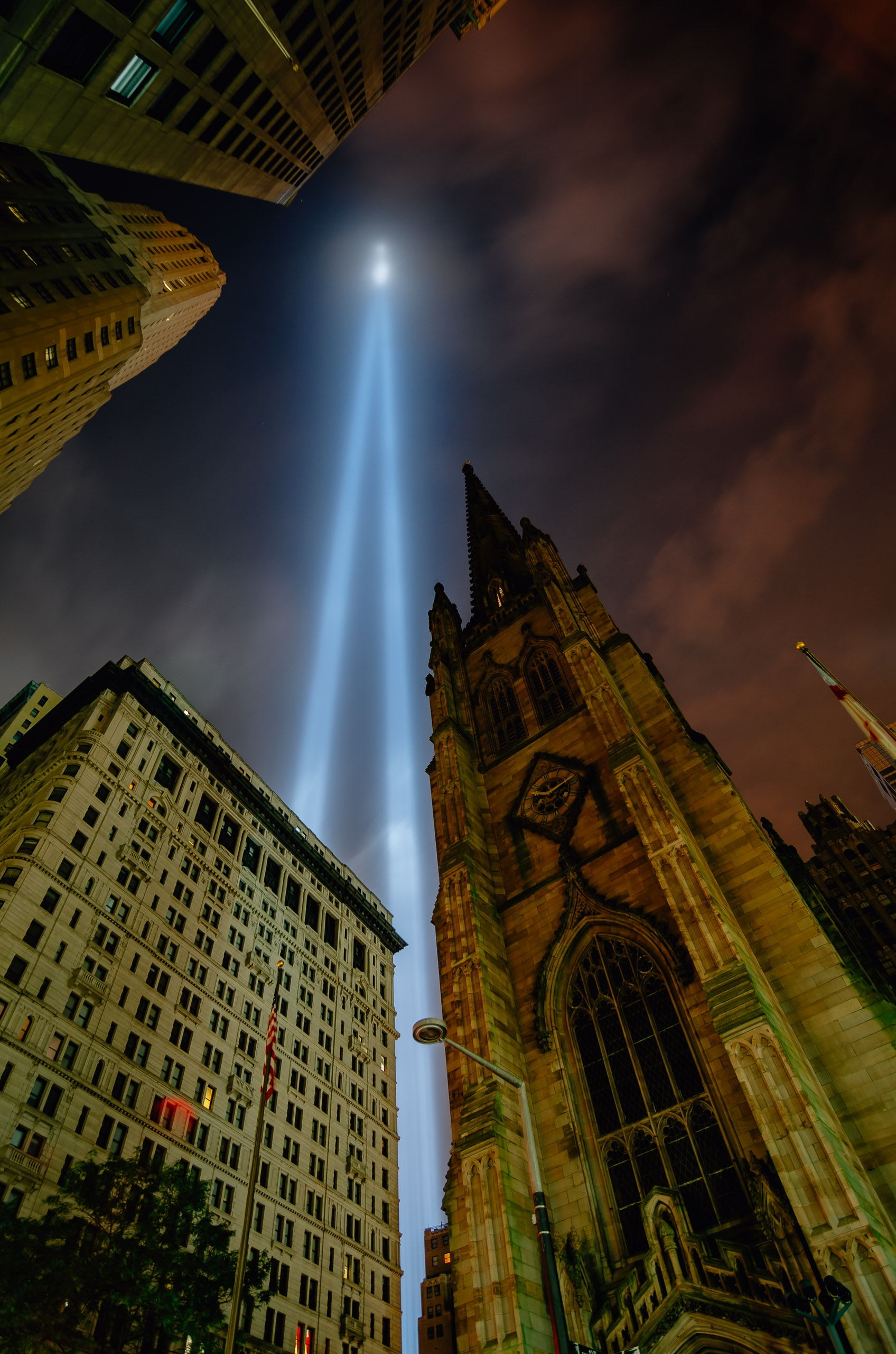 September 11 Tribute in Light - 2011 - 2011-0912-_KPK0682