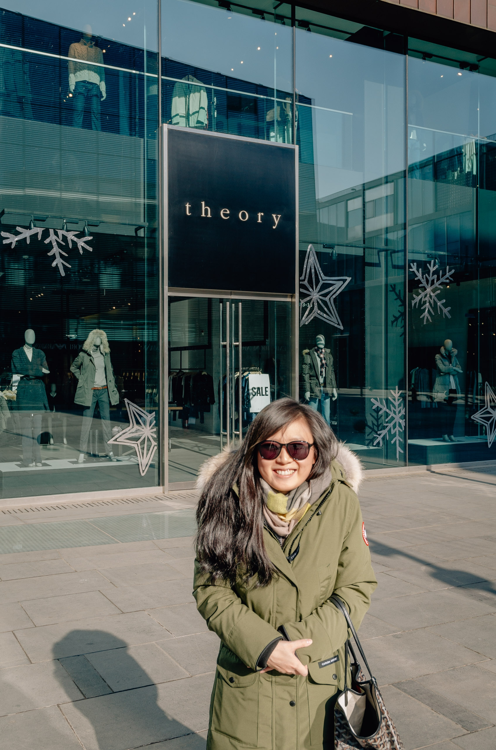 A Theory Store in China