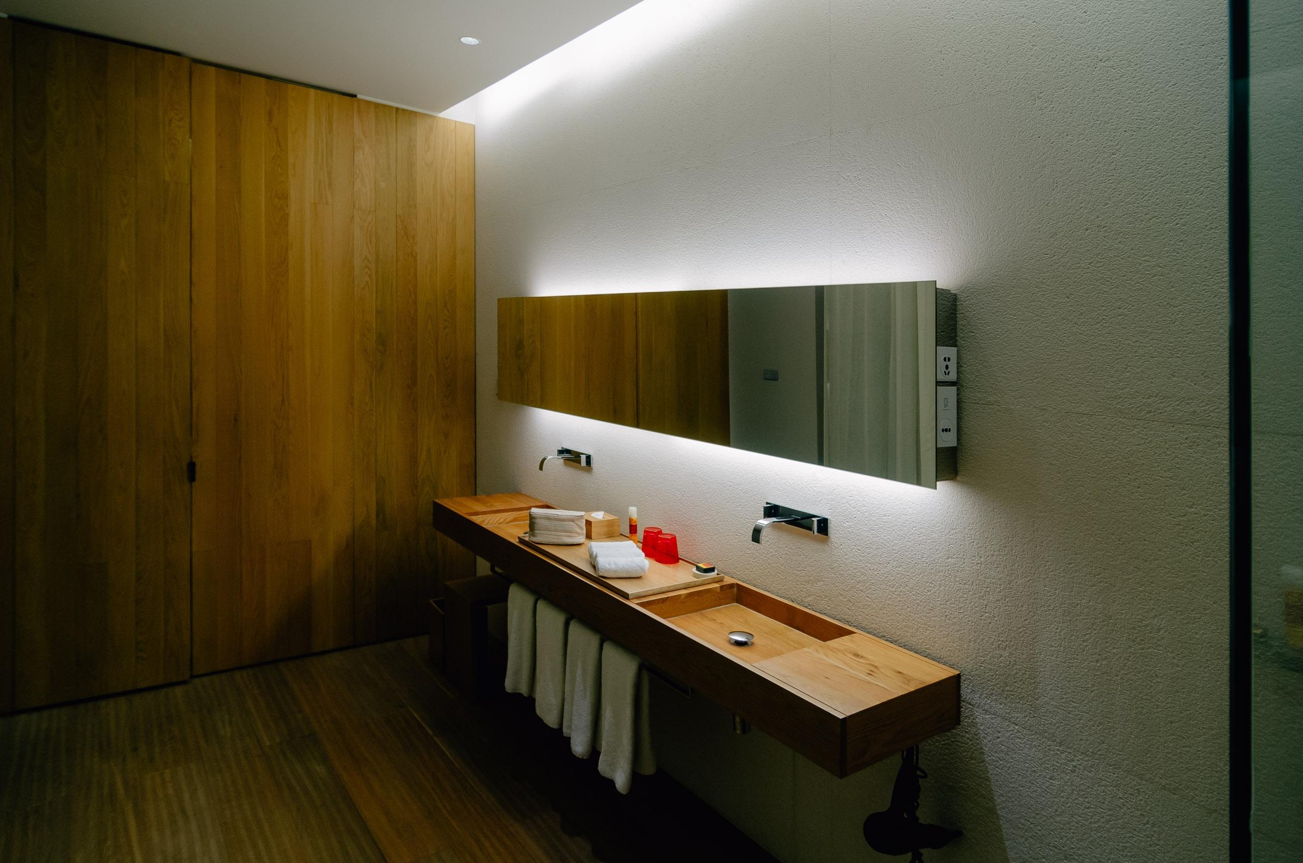 The Opposite House Beijing Bathroom