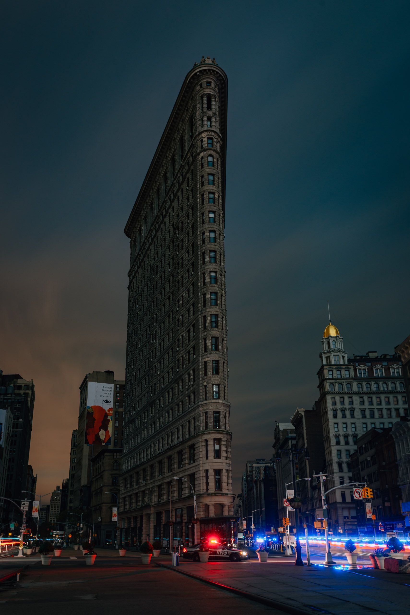 The Flatiron Building 4