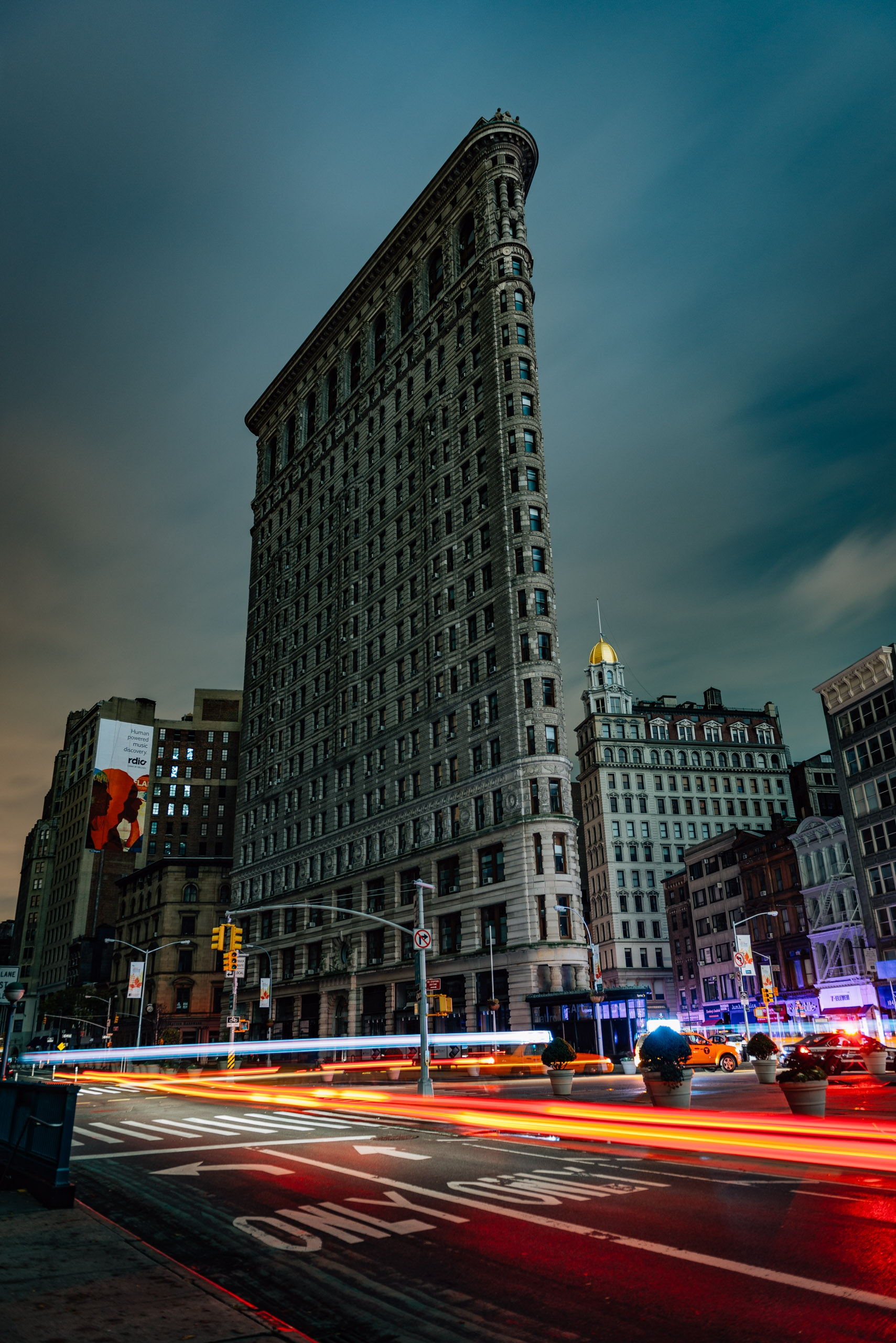 The Flatiron Building 3