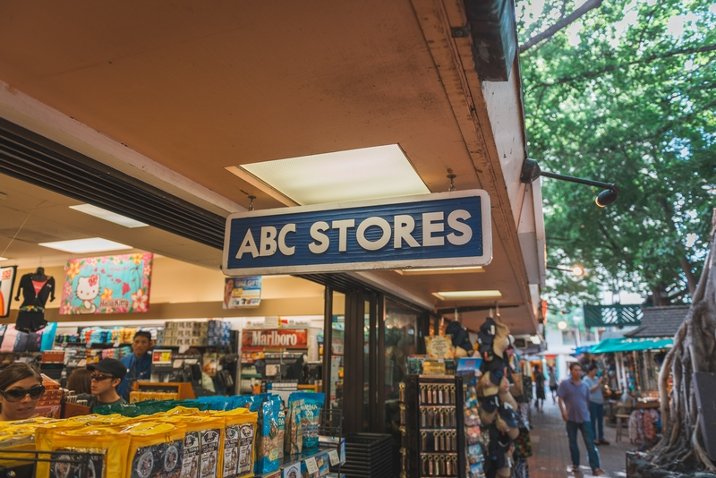 The ABC Store in Waikiki