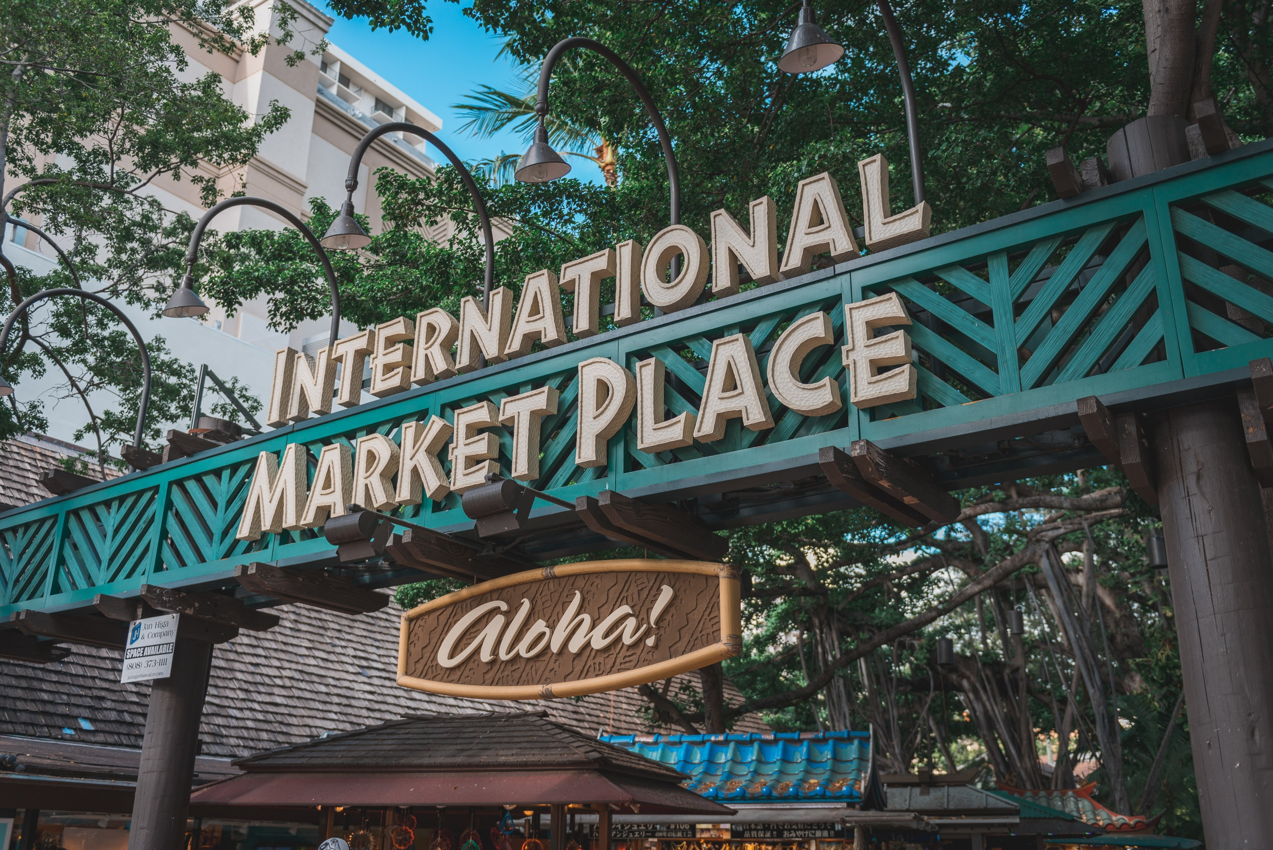 The International Market Place