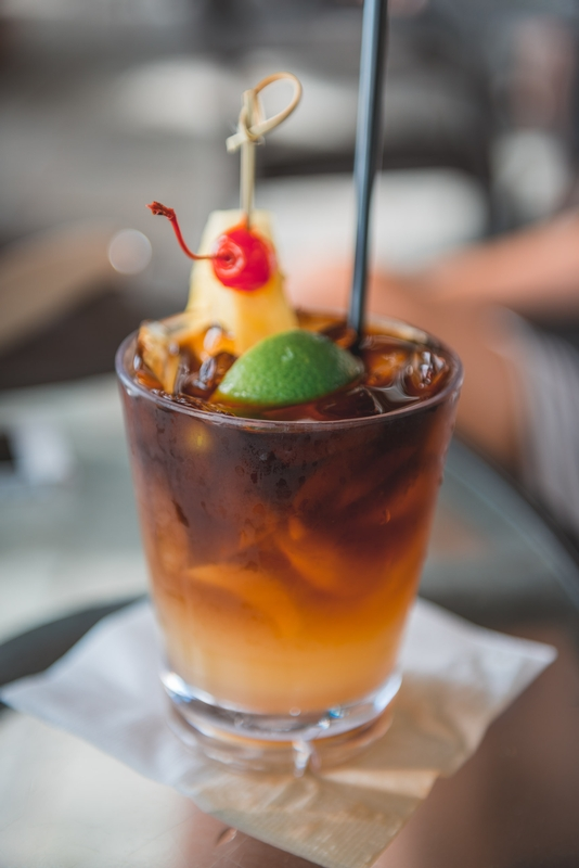 The Moana Surfrider Mai Tai