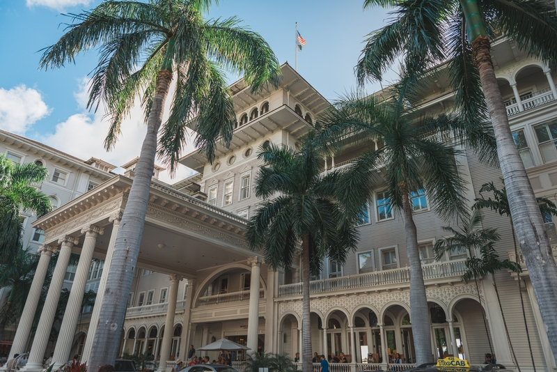 The Moana Surfrider