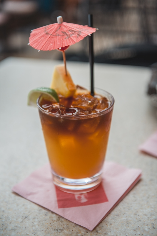 The Mai Tai at the Royal Hawaiian