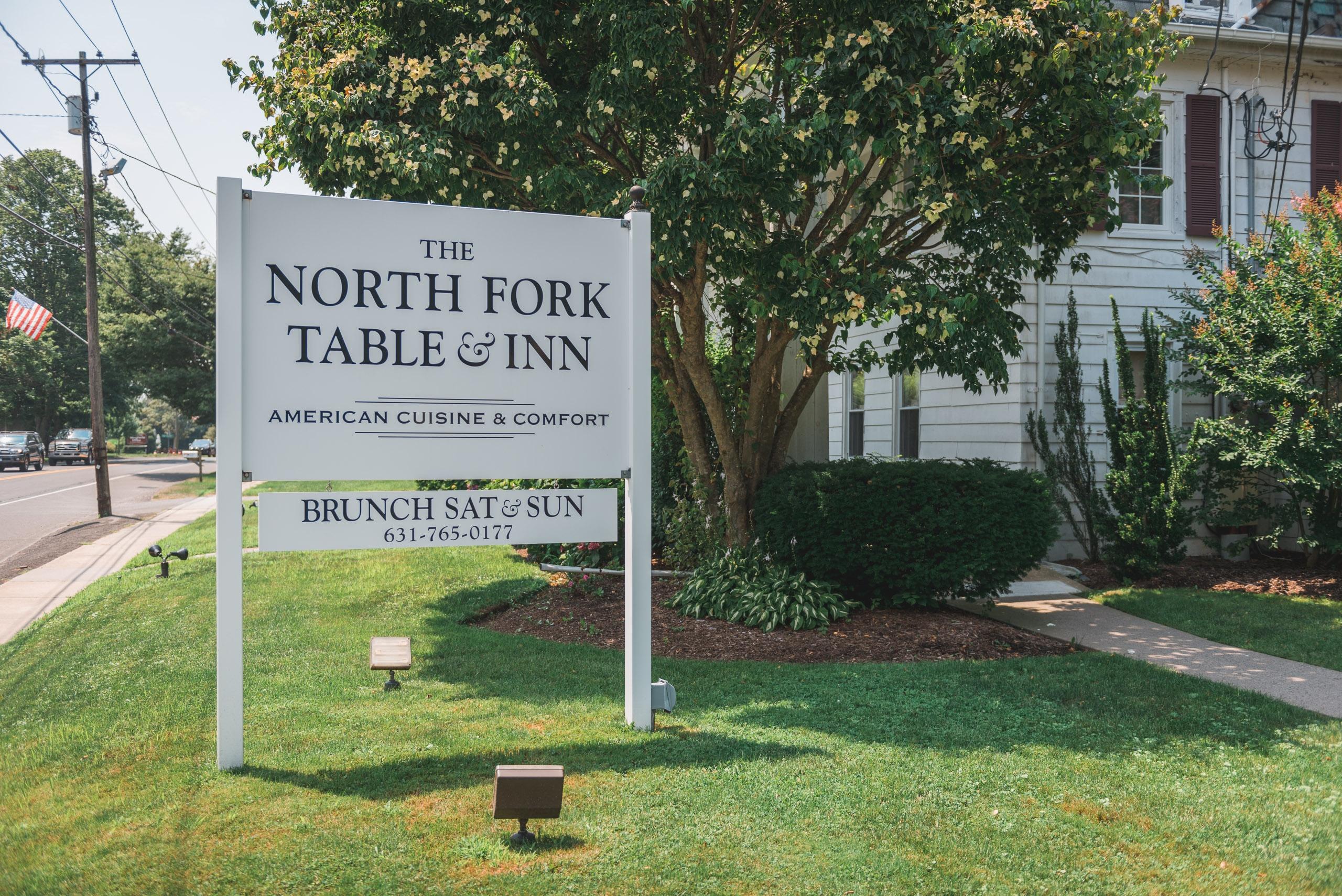 The North Fork Table & Inn
