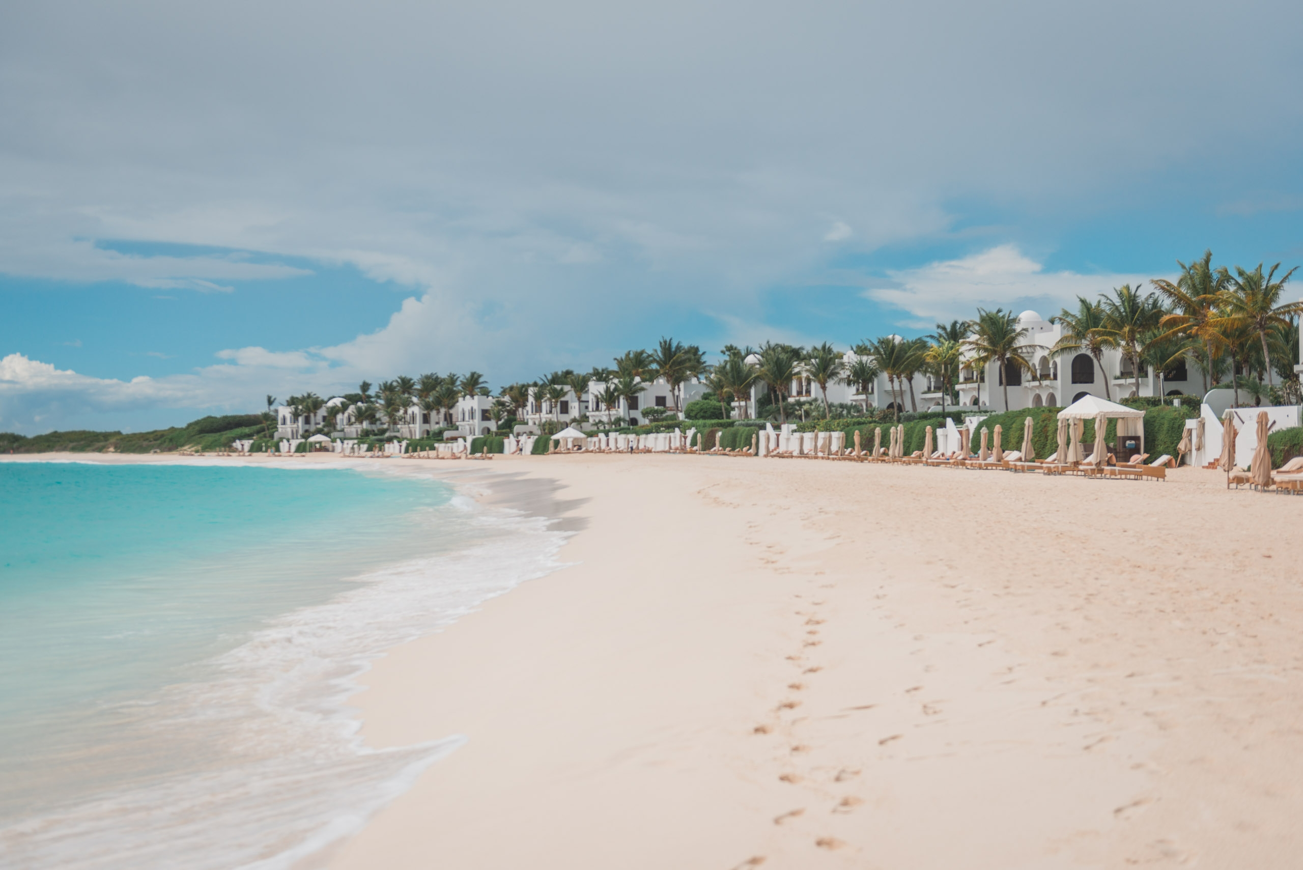 The Cap Juluca Resort in Anguilla
