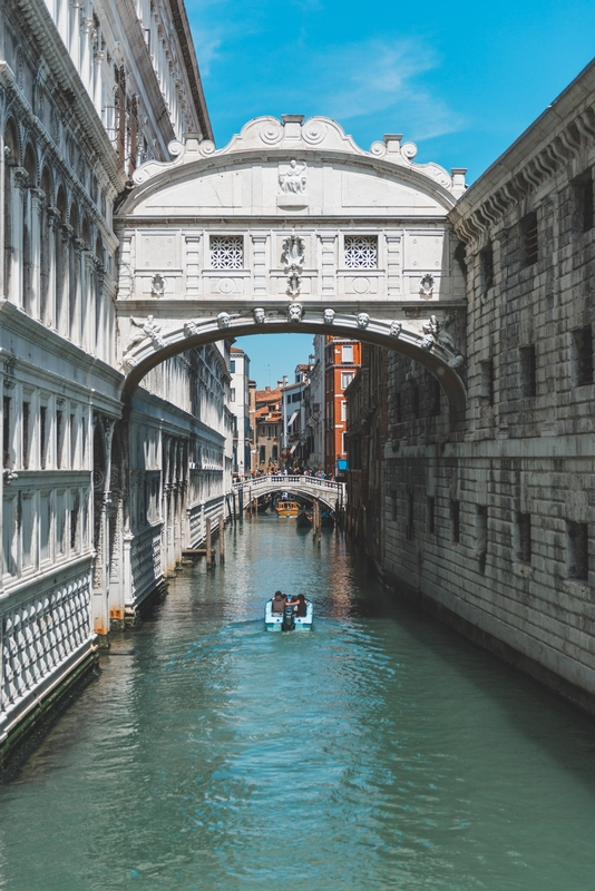 The Bridge of Sighs - Tall