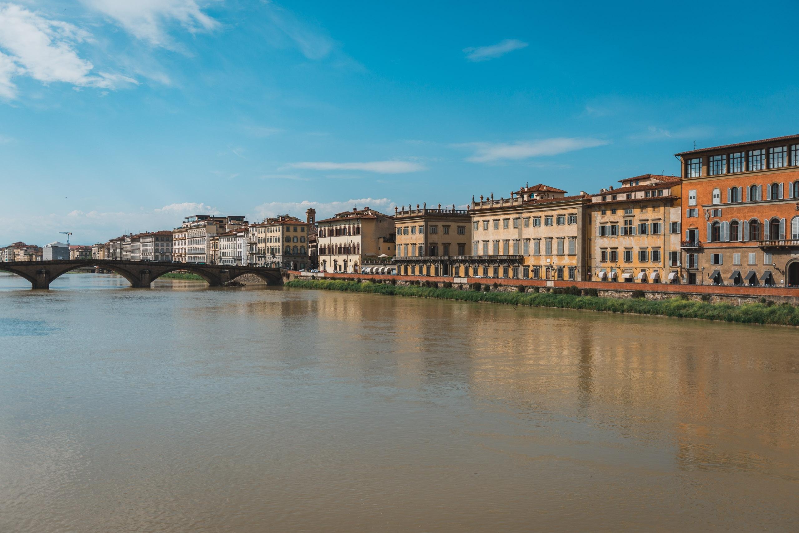 The Arno River 2