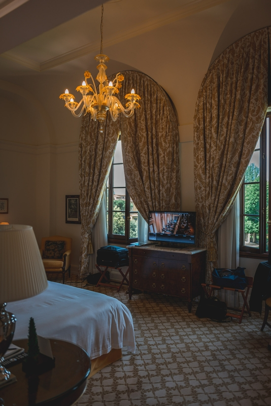 The Bedroom at the Four Seasons Firenze 2