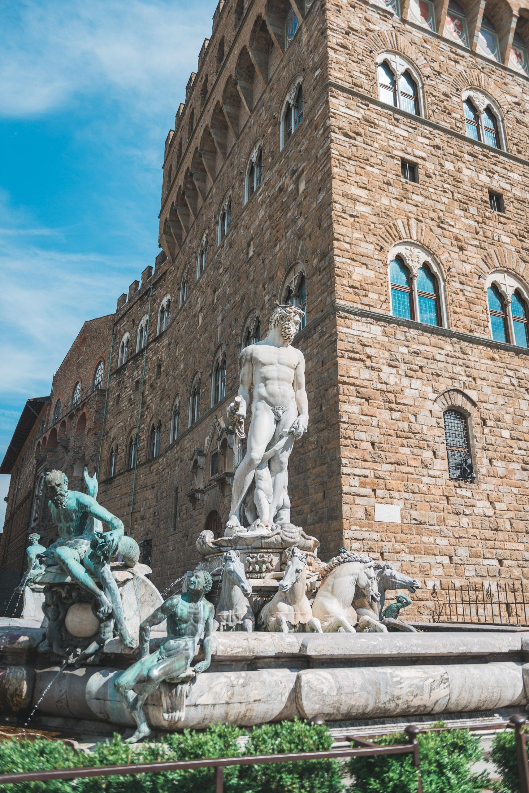 Touring Florence 3