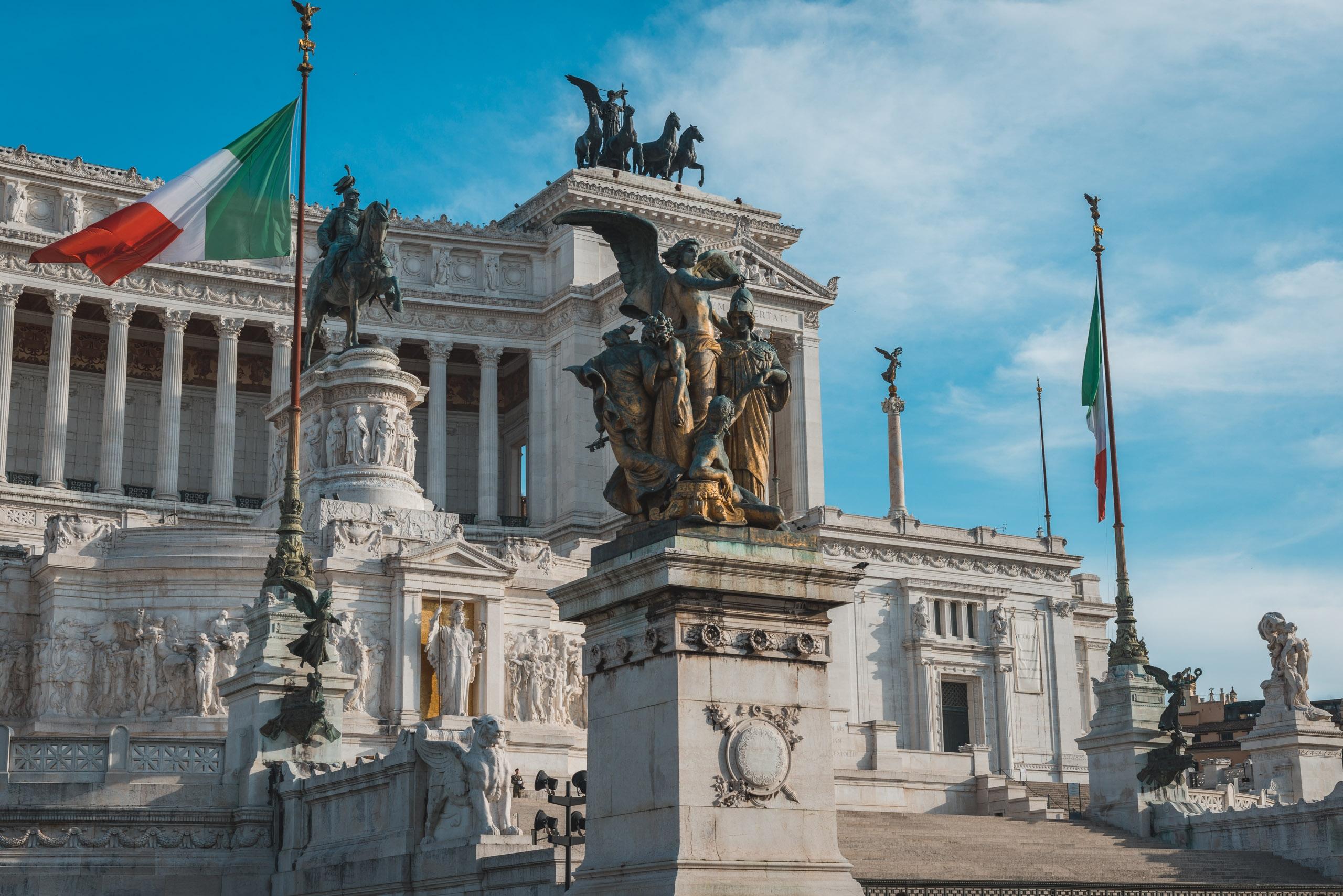 Monumento a Vittorio Emanuele II 3