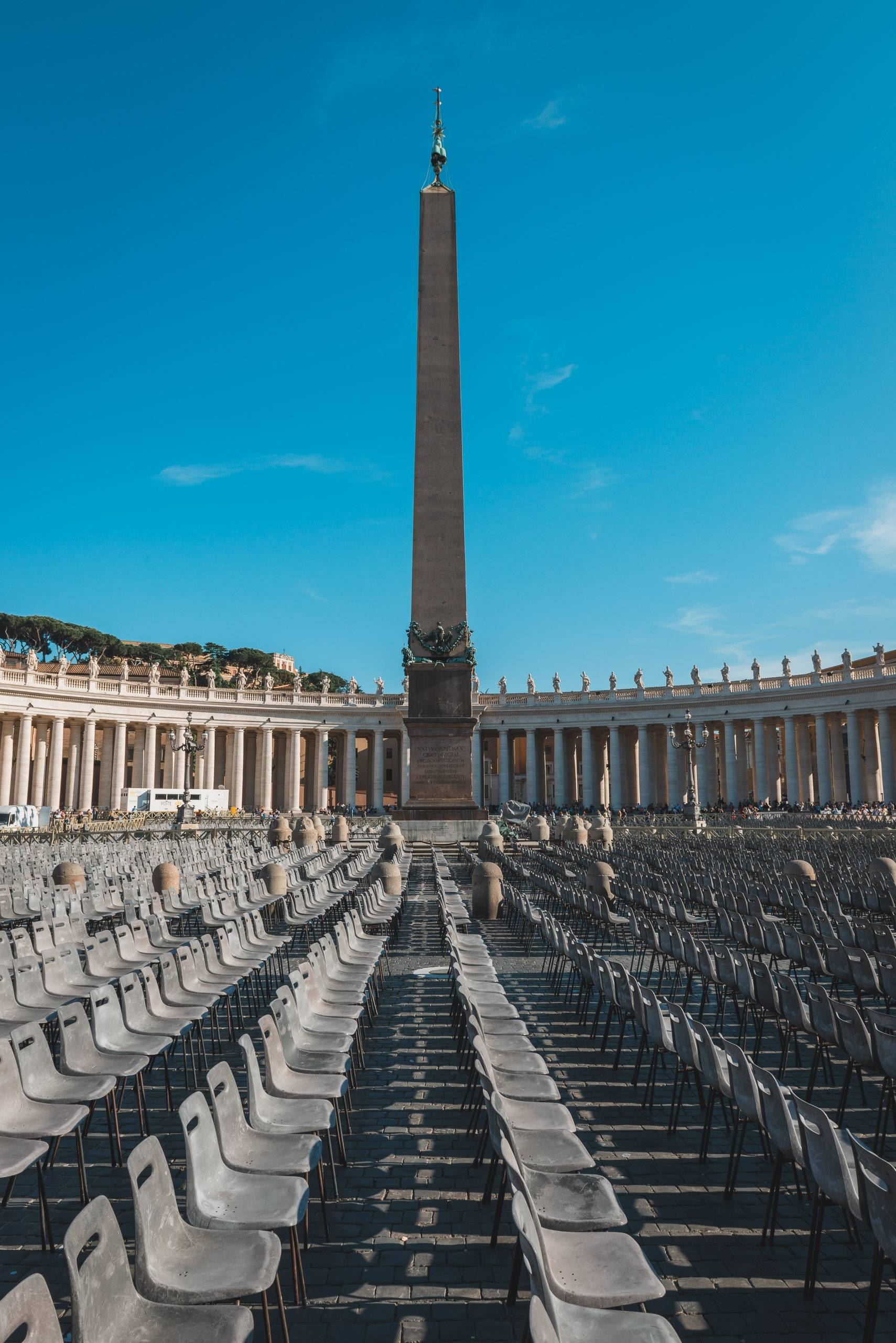 St Peters Square and the Obelisk 3