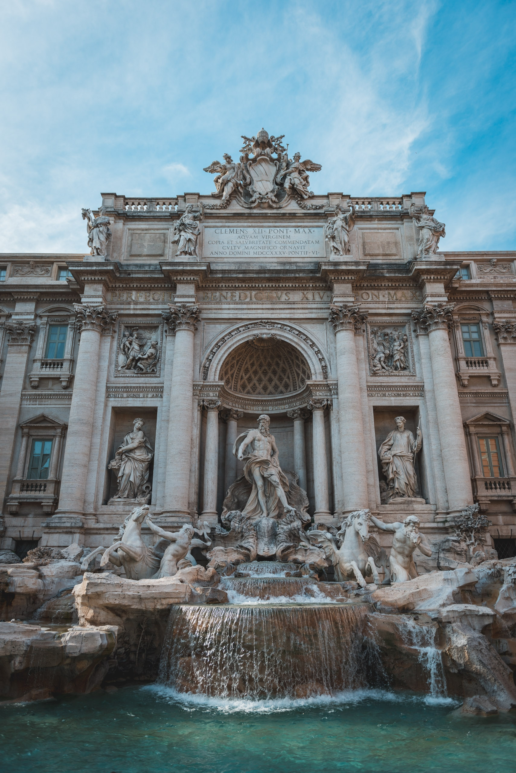 The Trevi Fountain 2