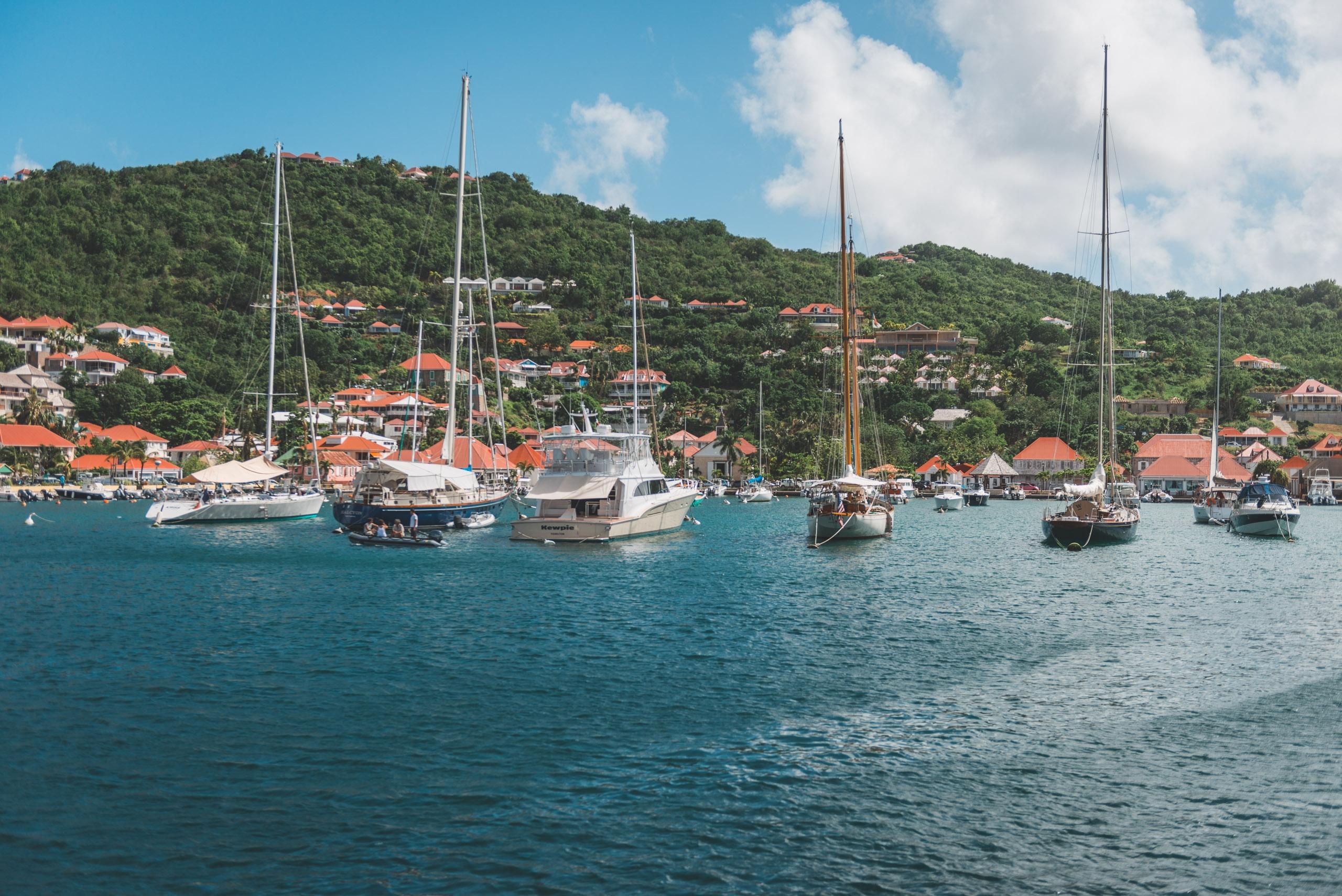 Gustavia Harbor 4