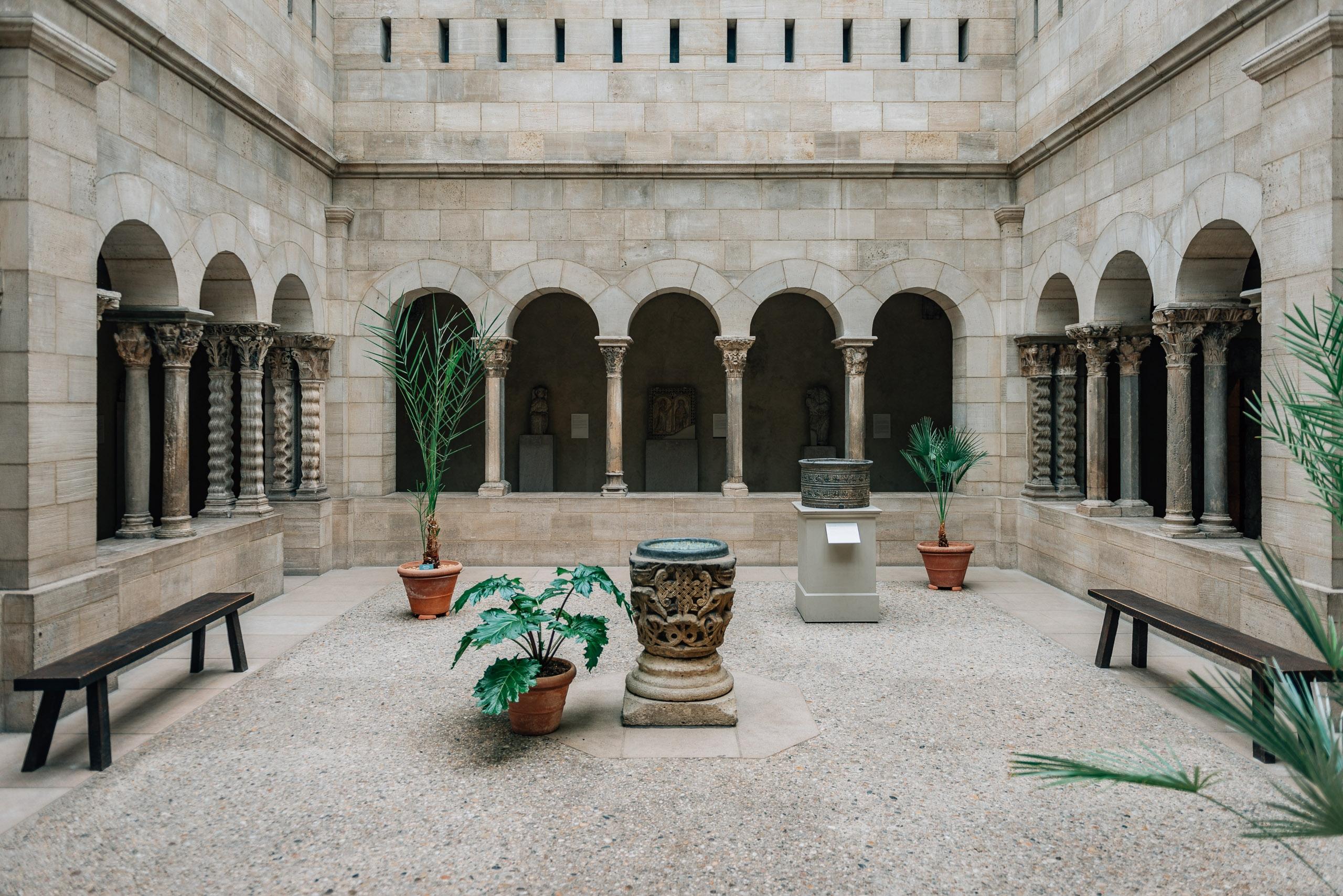 The Indoor Courtyard