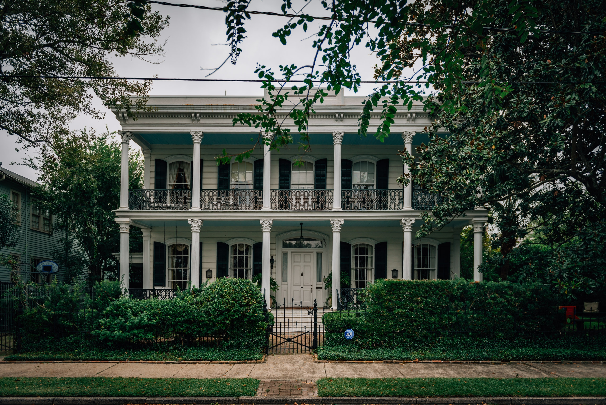 The Haunted Houses of New Orleans 1