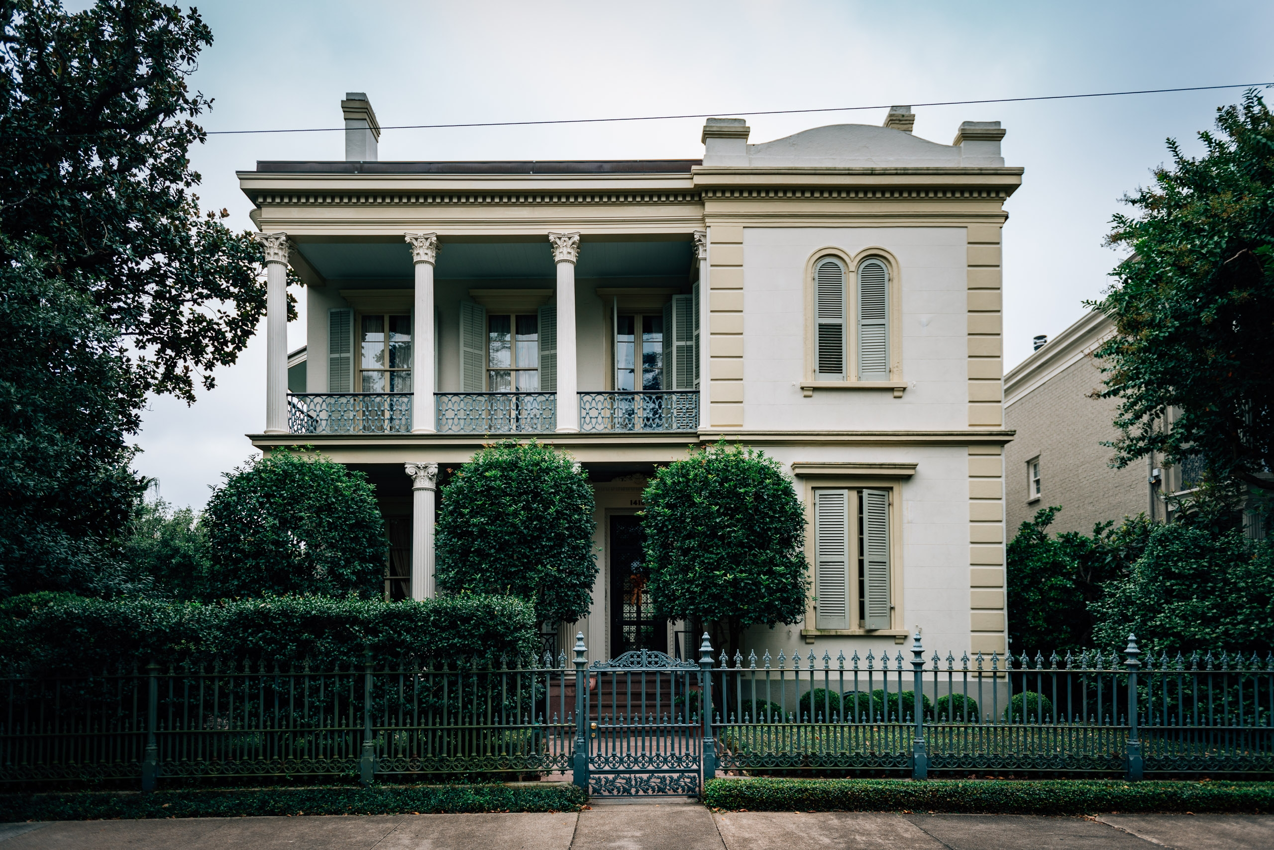 The Haunted Houses of New Orleans 2