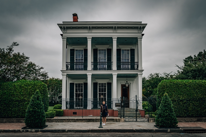 The Haunted Houses of New Orleans 8
