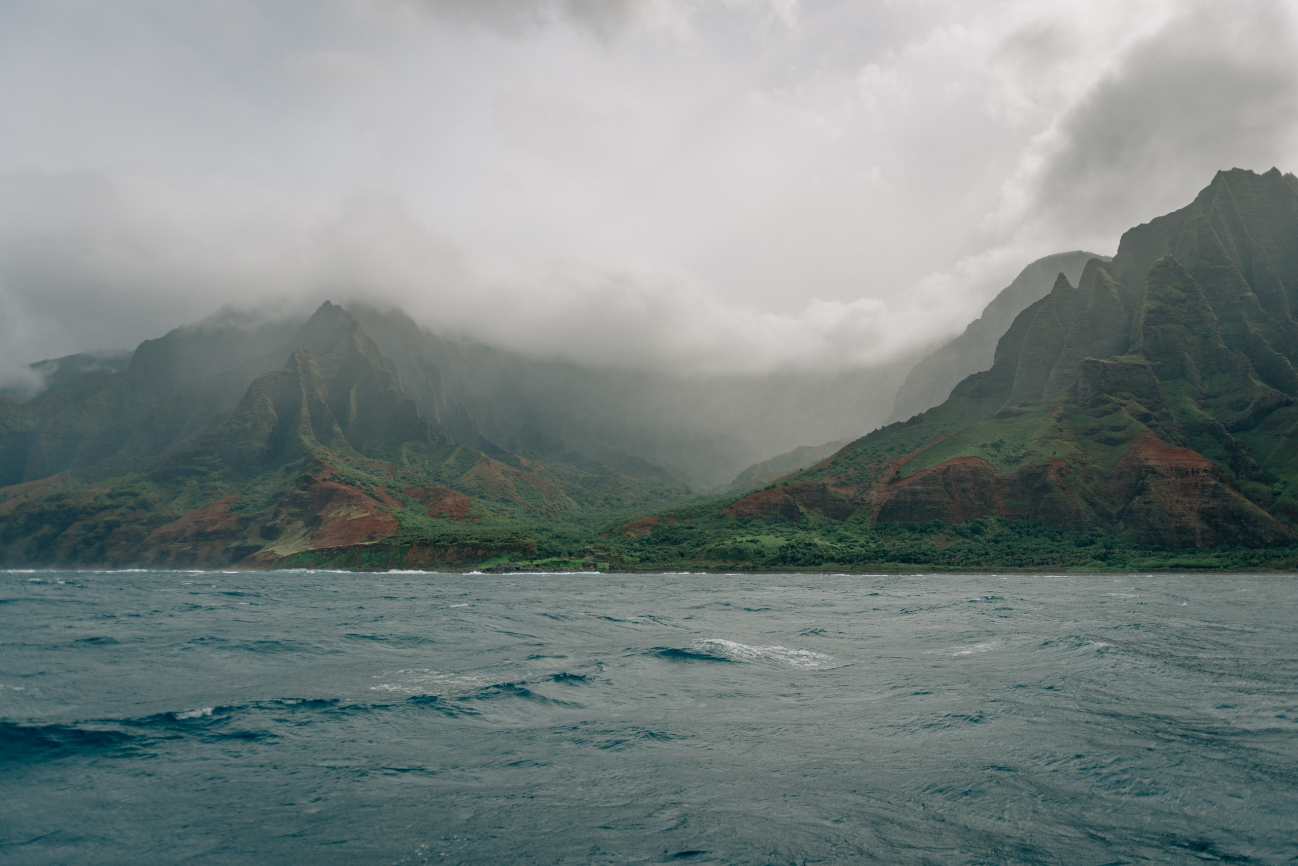 The Napali Coastline 2
