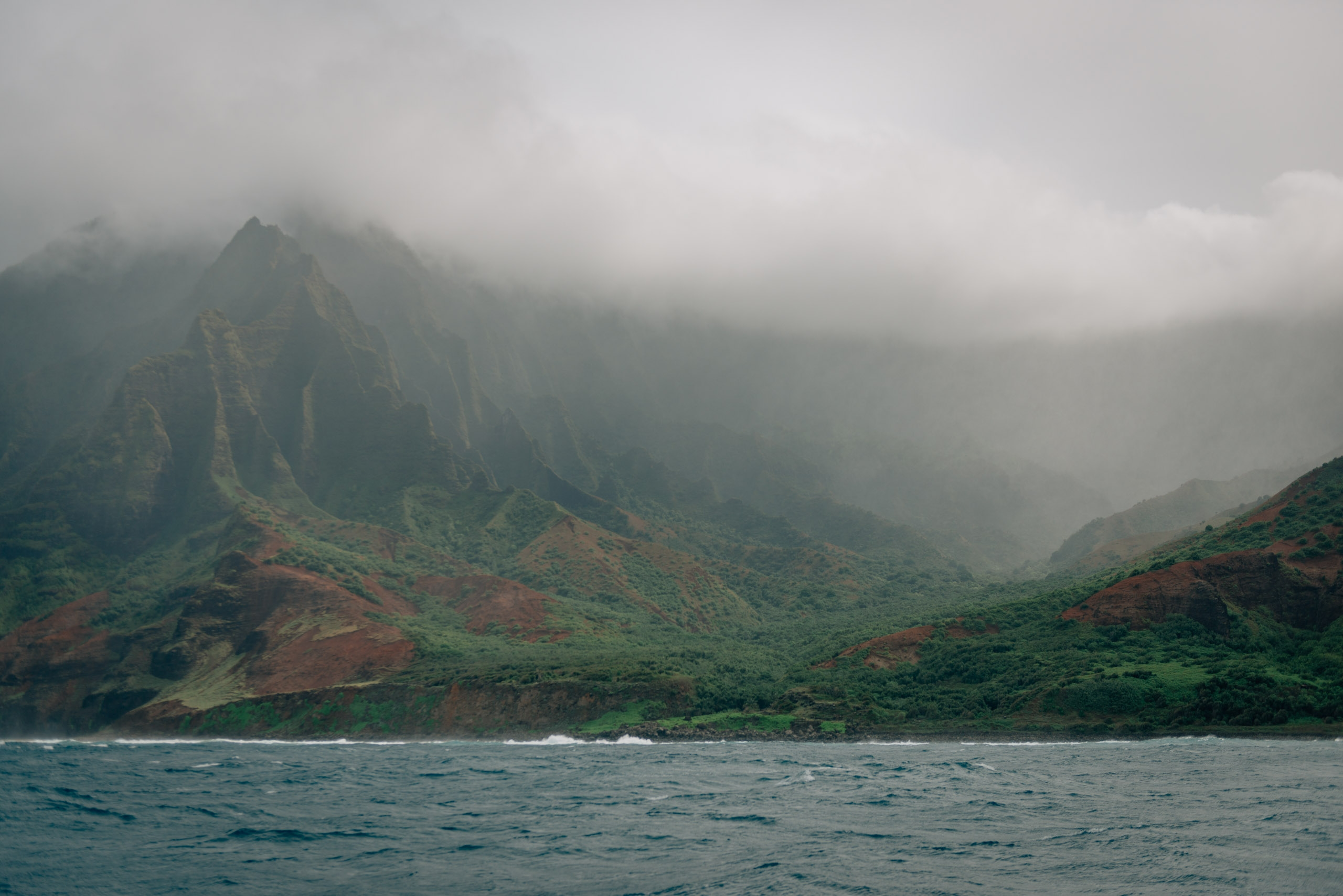 The Napali Coastline 3