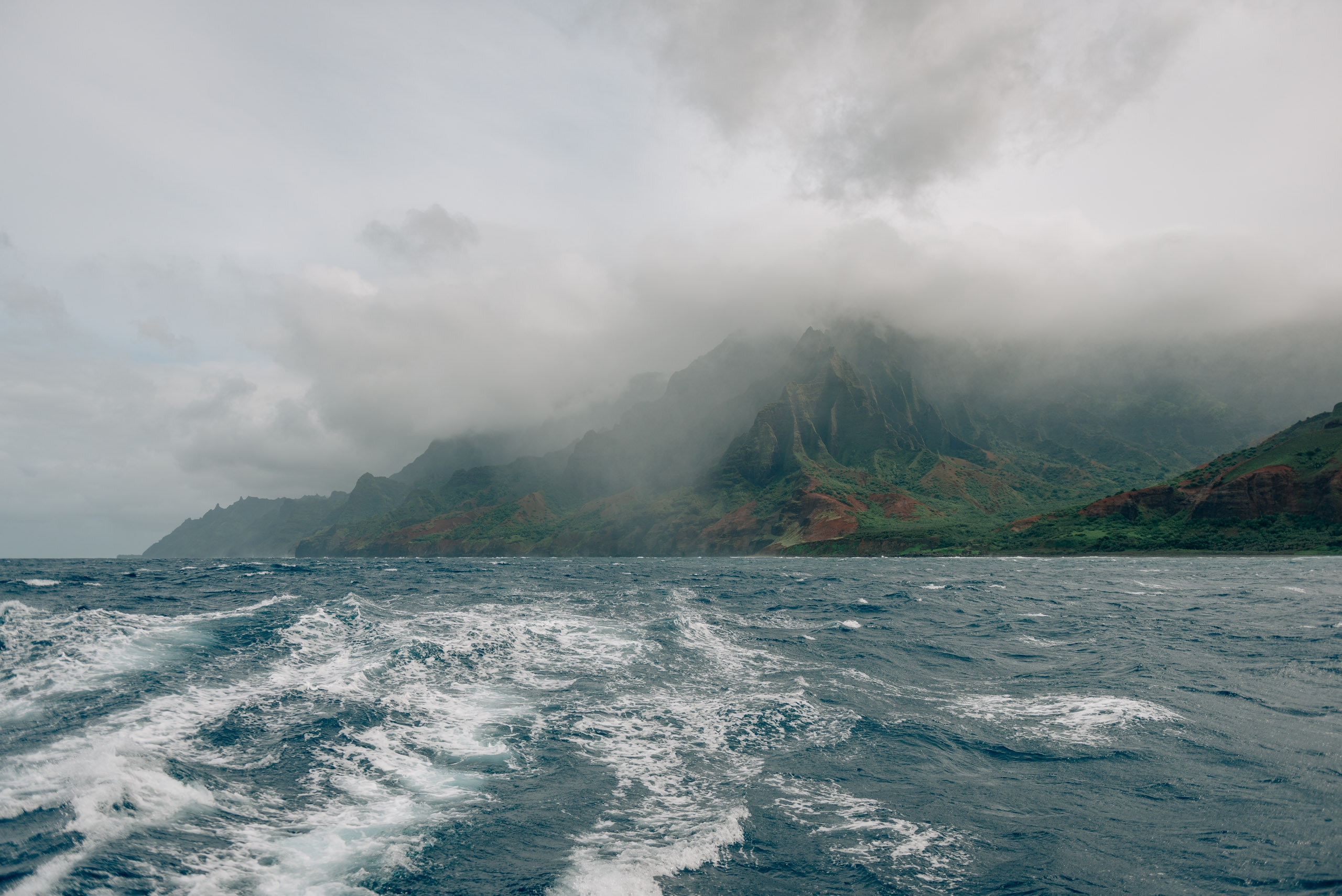The Napali Coastline 5