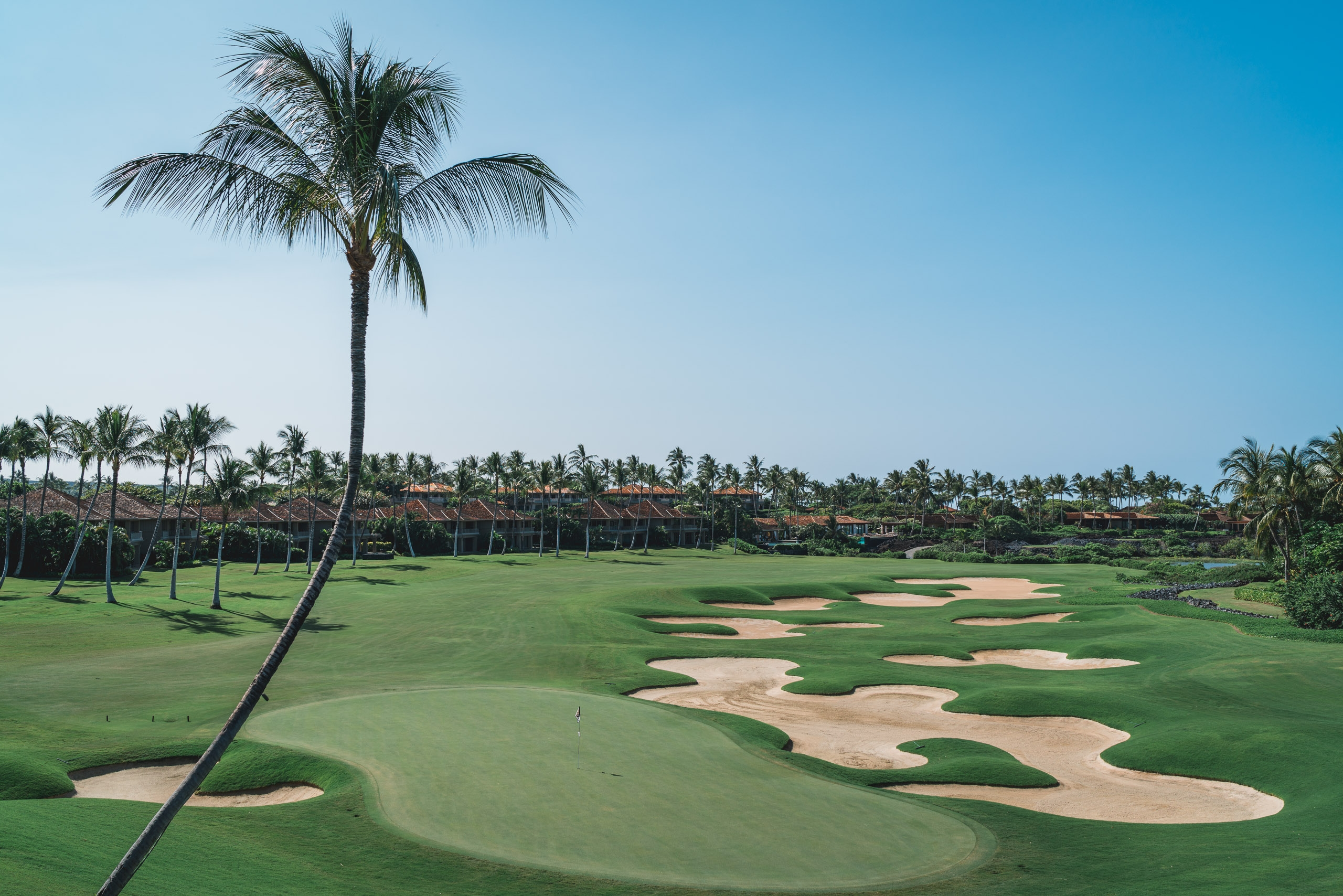 The Golf Course at the Four Seasons Hualalai 2