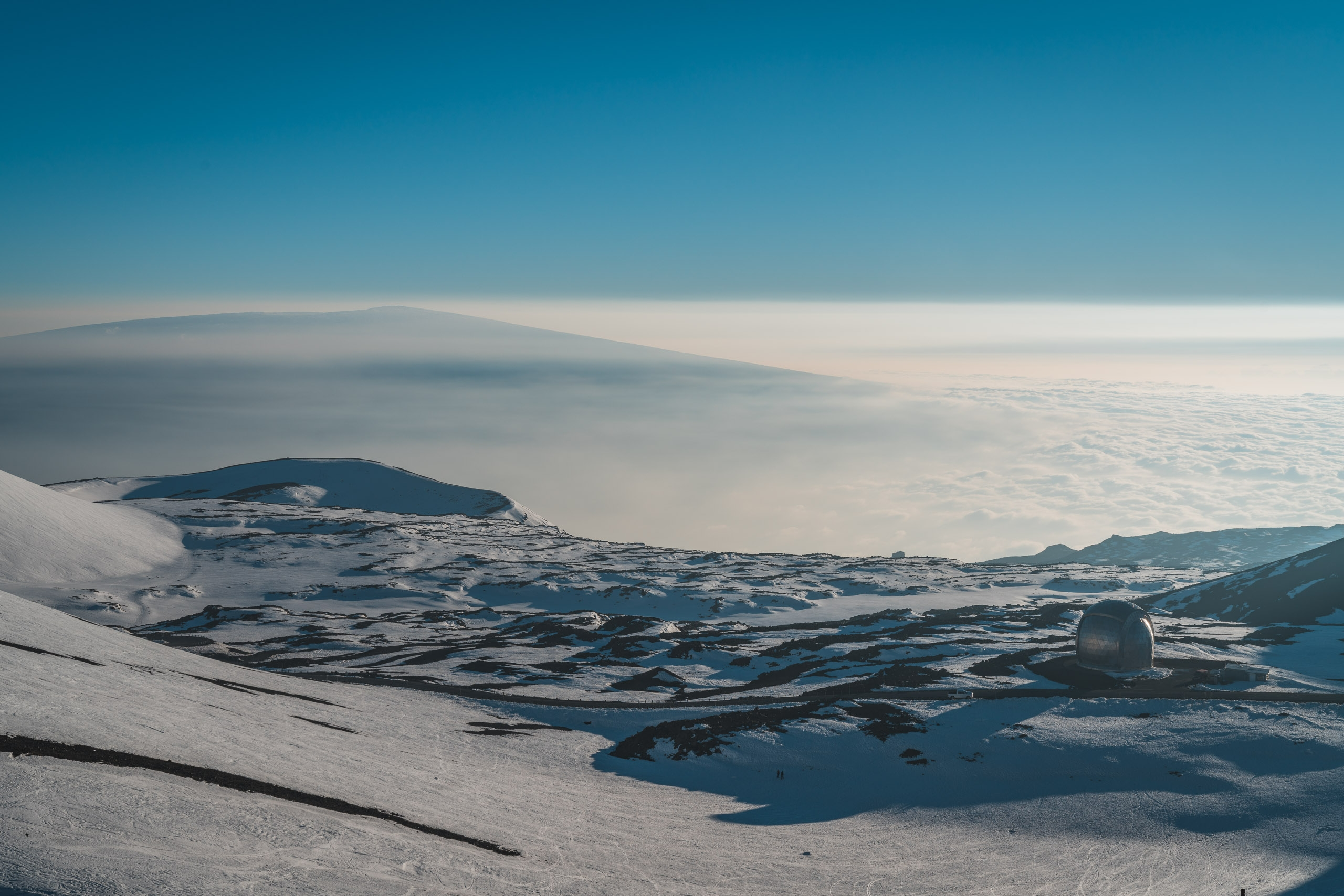 The Snows of Mauna Kea