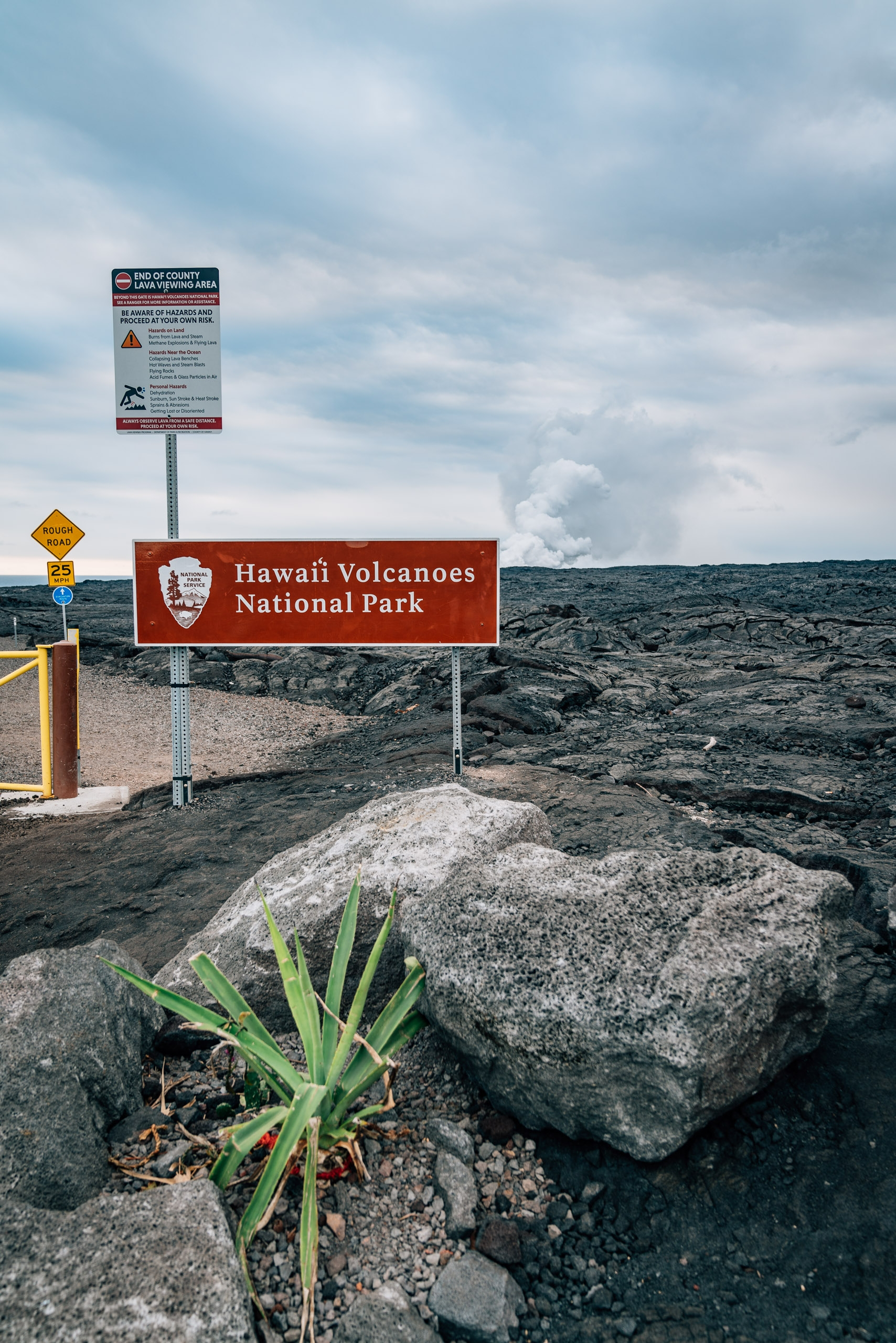Welcome to Hawaii Volcanoes National Park