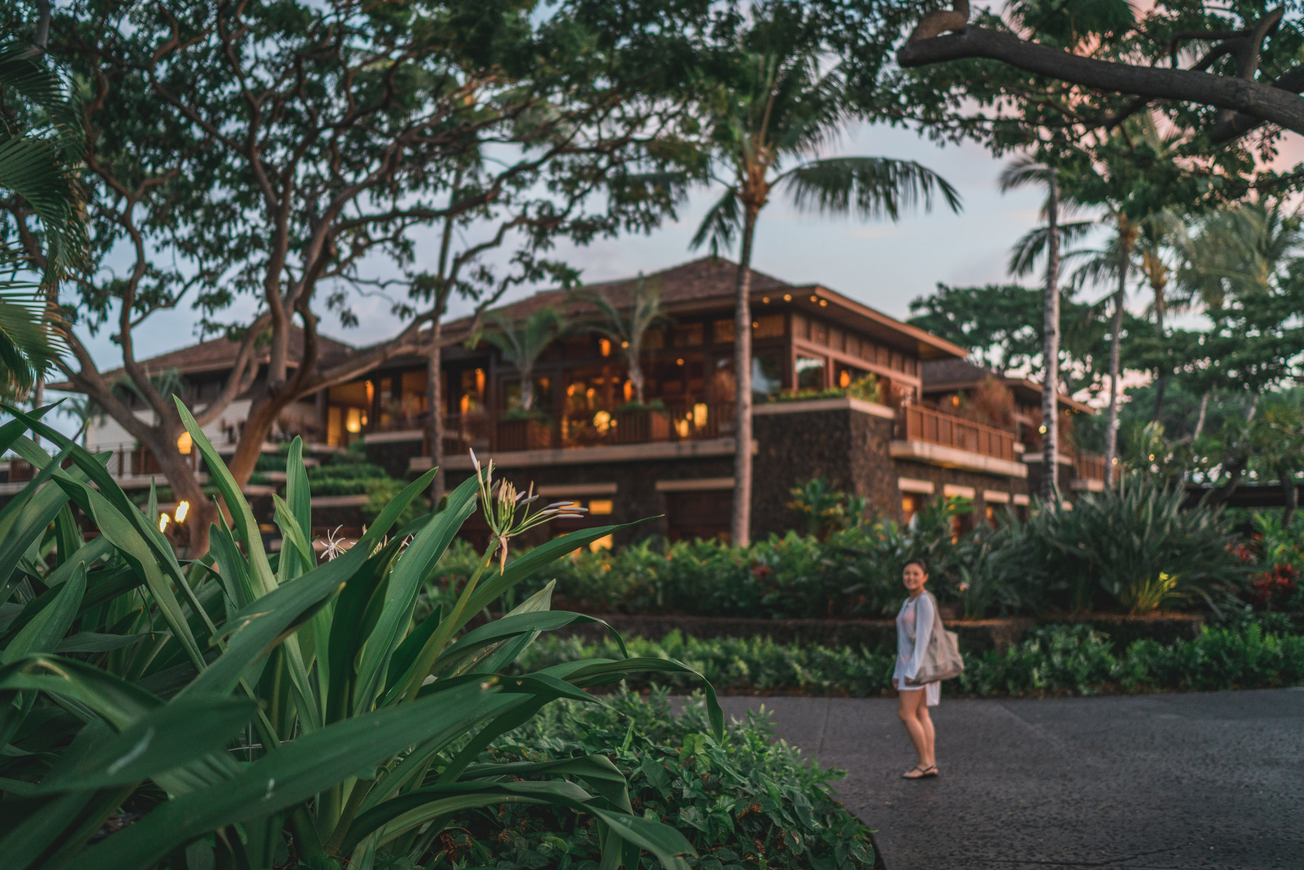 The Four Seasons Huallalai at Sunset 2