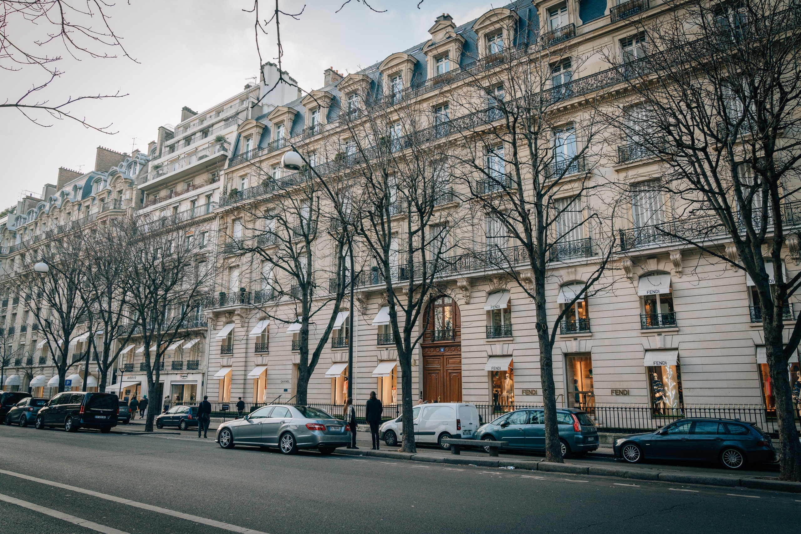 The Streets of Paris 3