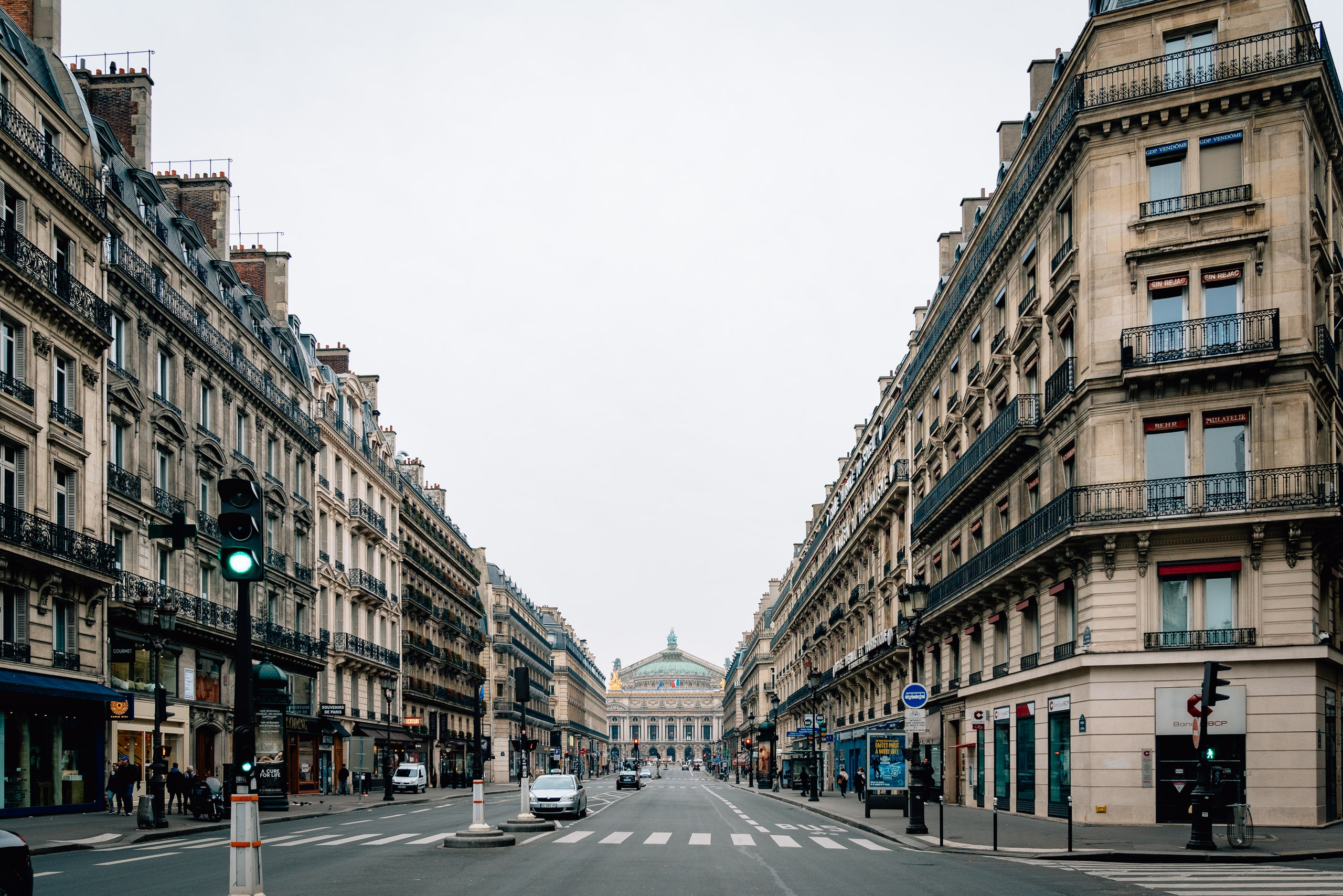 The Streets of Paris 2
