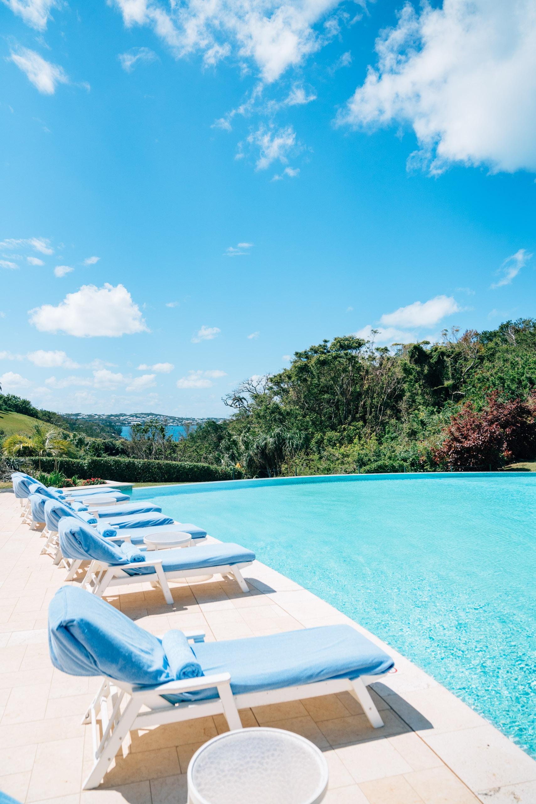 The Pool at the Rosewood Bermuda 3
