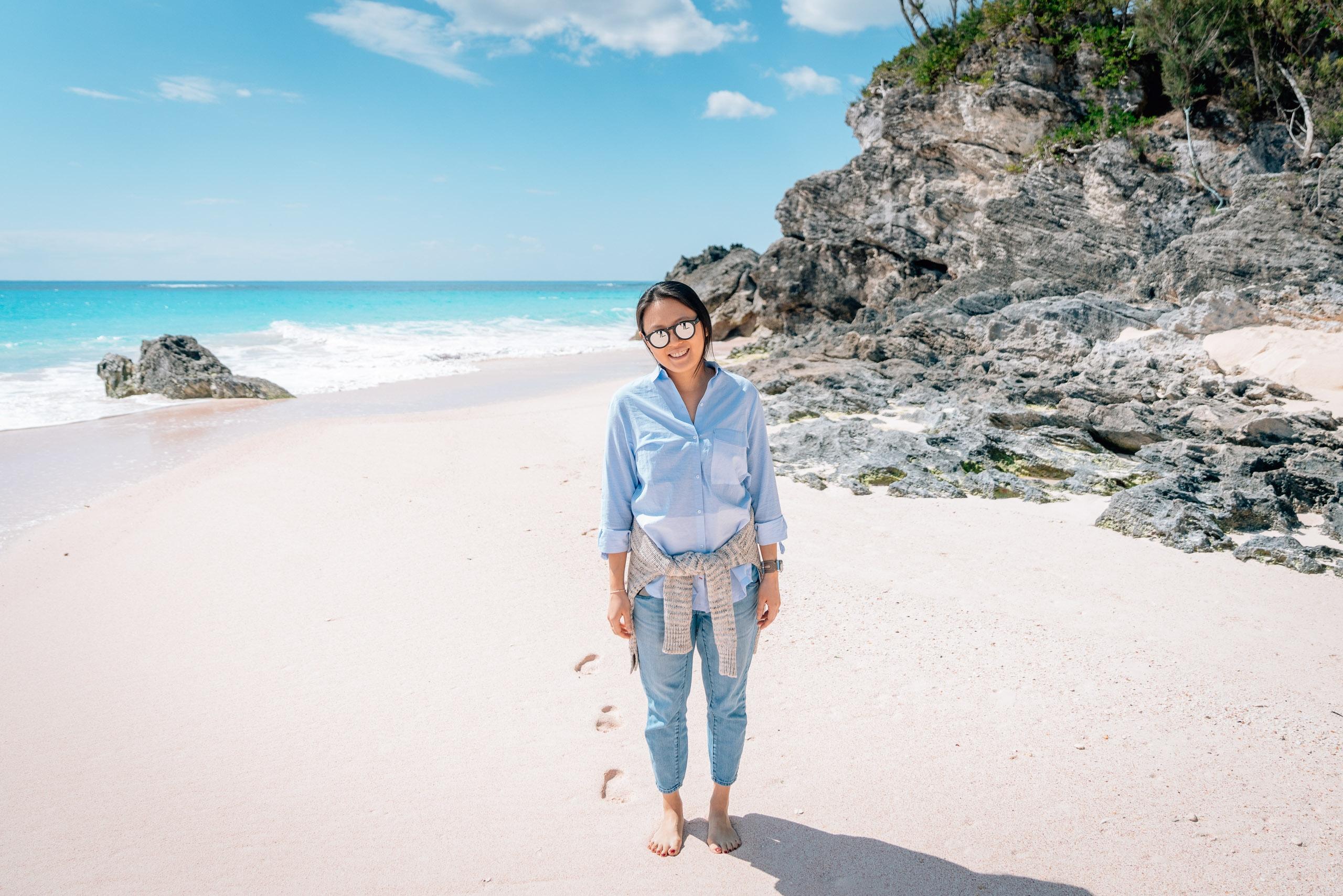 The Tucker's Beach Club at the Rosewood Bermuda 2