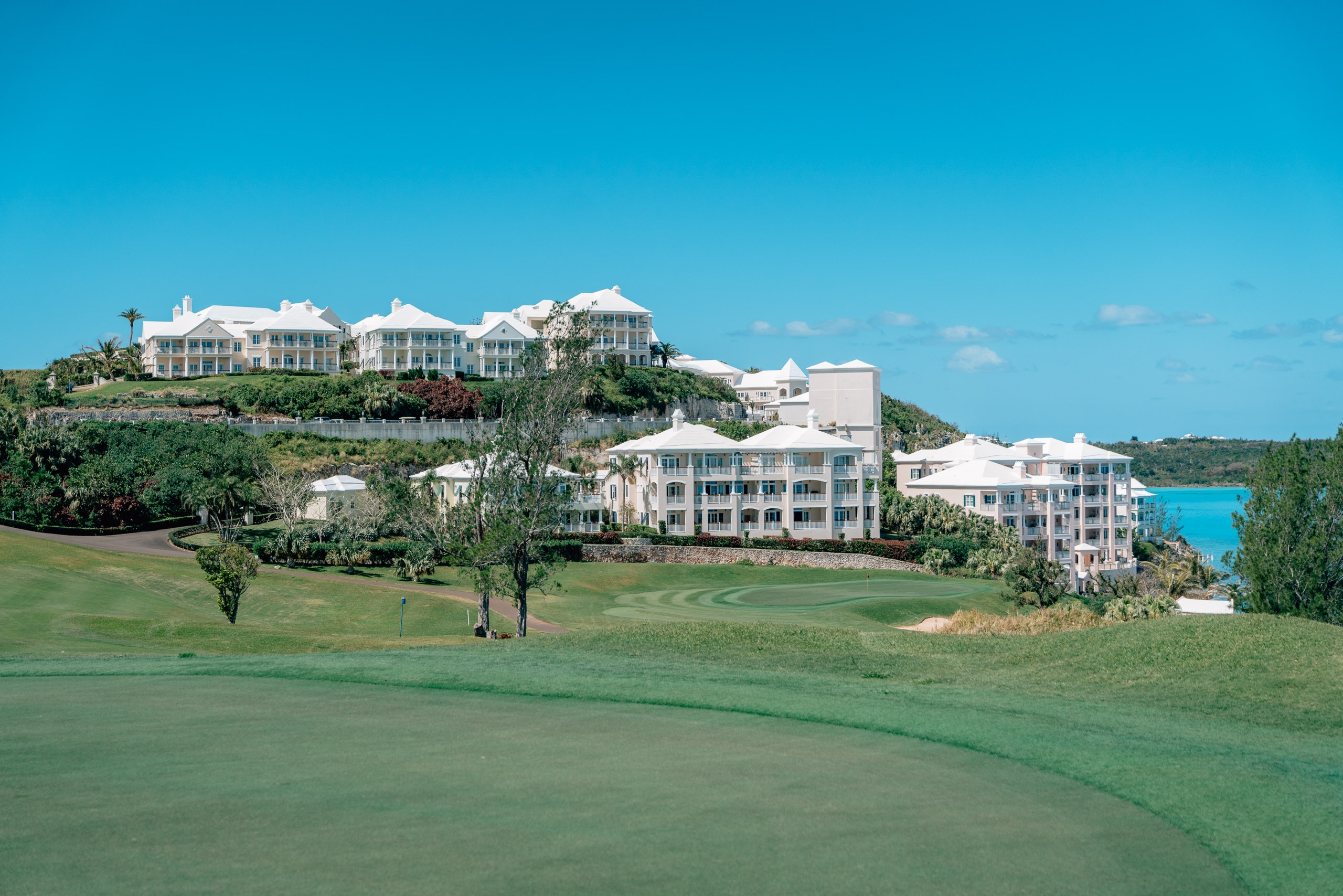 The Tucker's Point Country Club at the Rosewood Bermuda 2