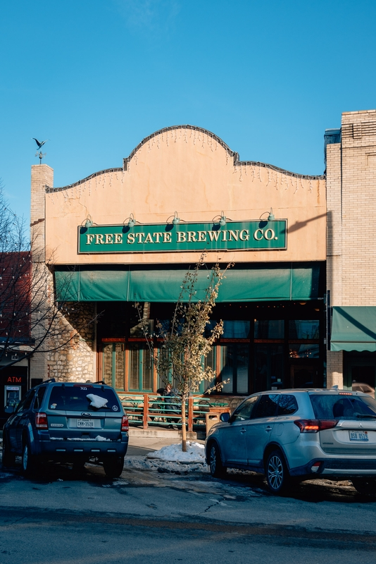 The Free State Brewing Company