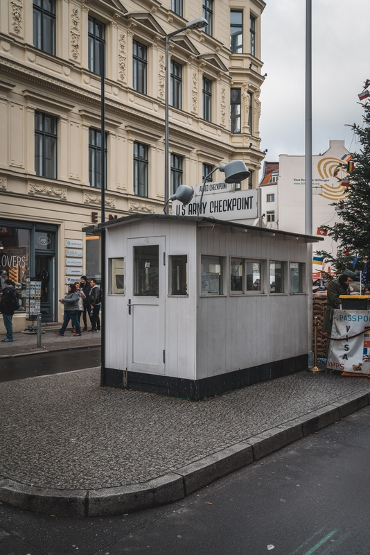 Checkpoint Charlie Part II