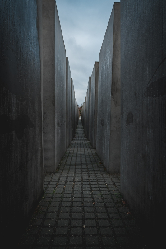 Inside the Monument to the Murdered Jews of Europe
