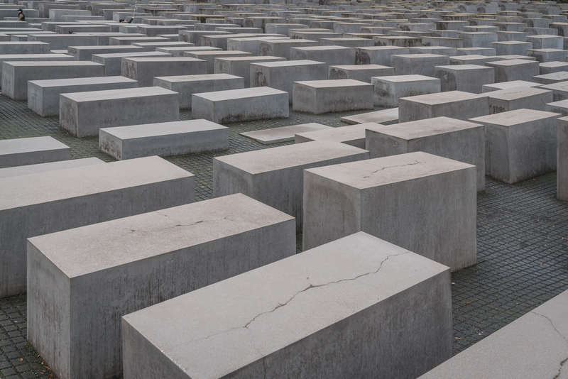 Monument to the Murdered Jews of Europe - Part II